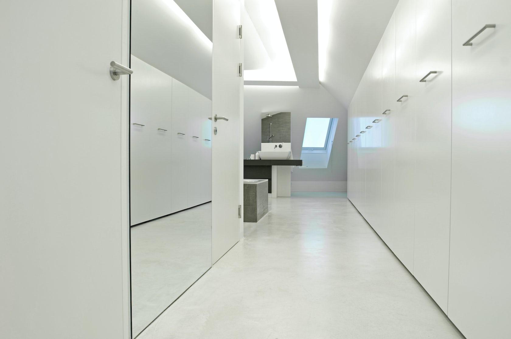 Penthouse s architizer for Innenarchitekt wien wohnung