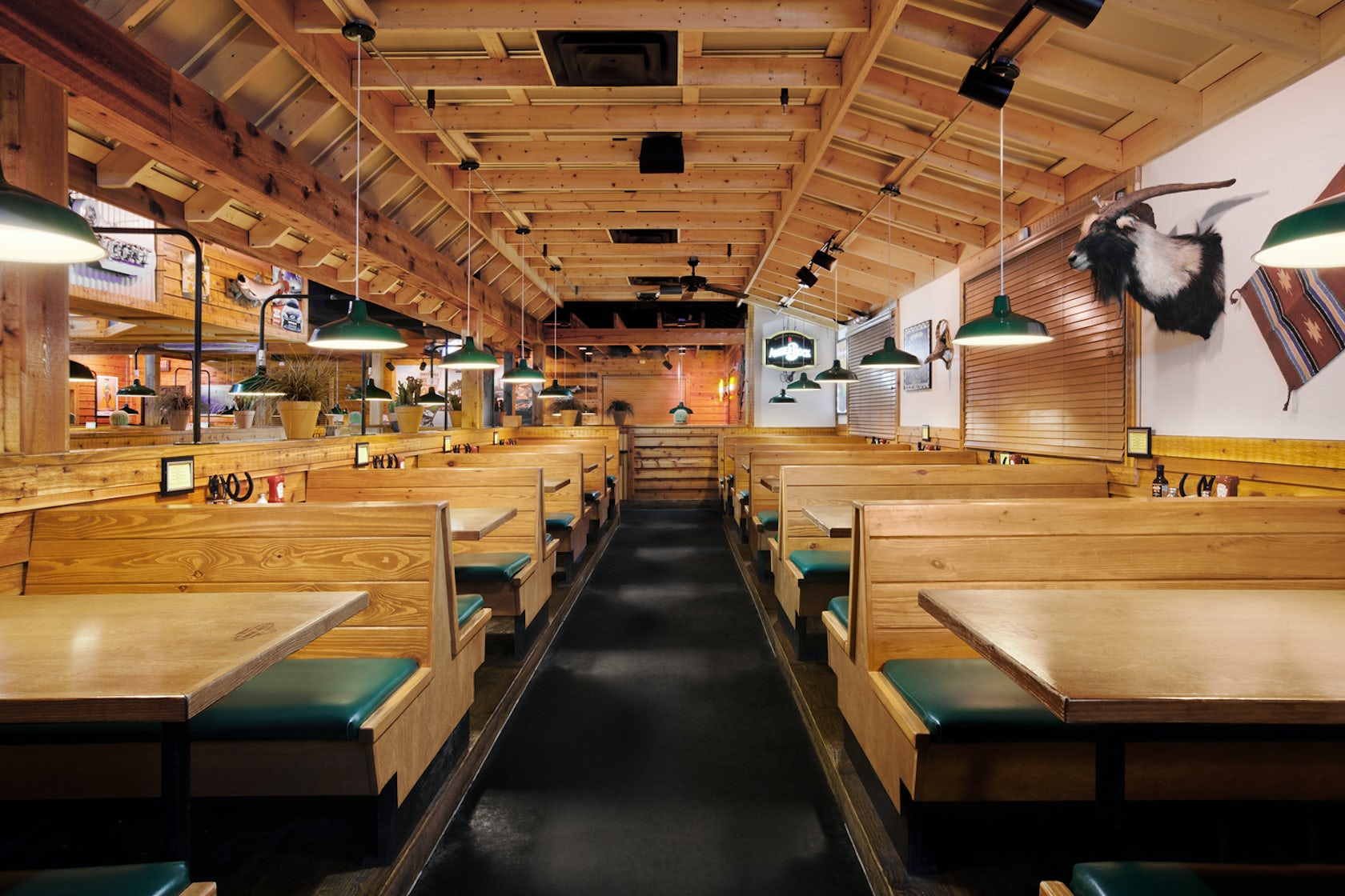 Texas roadhouse architizer