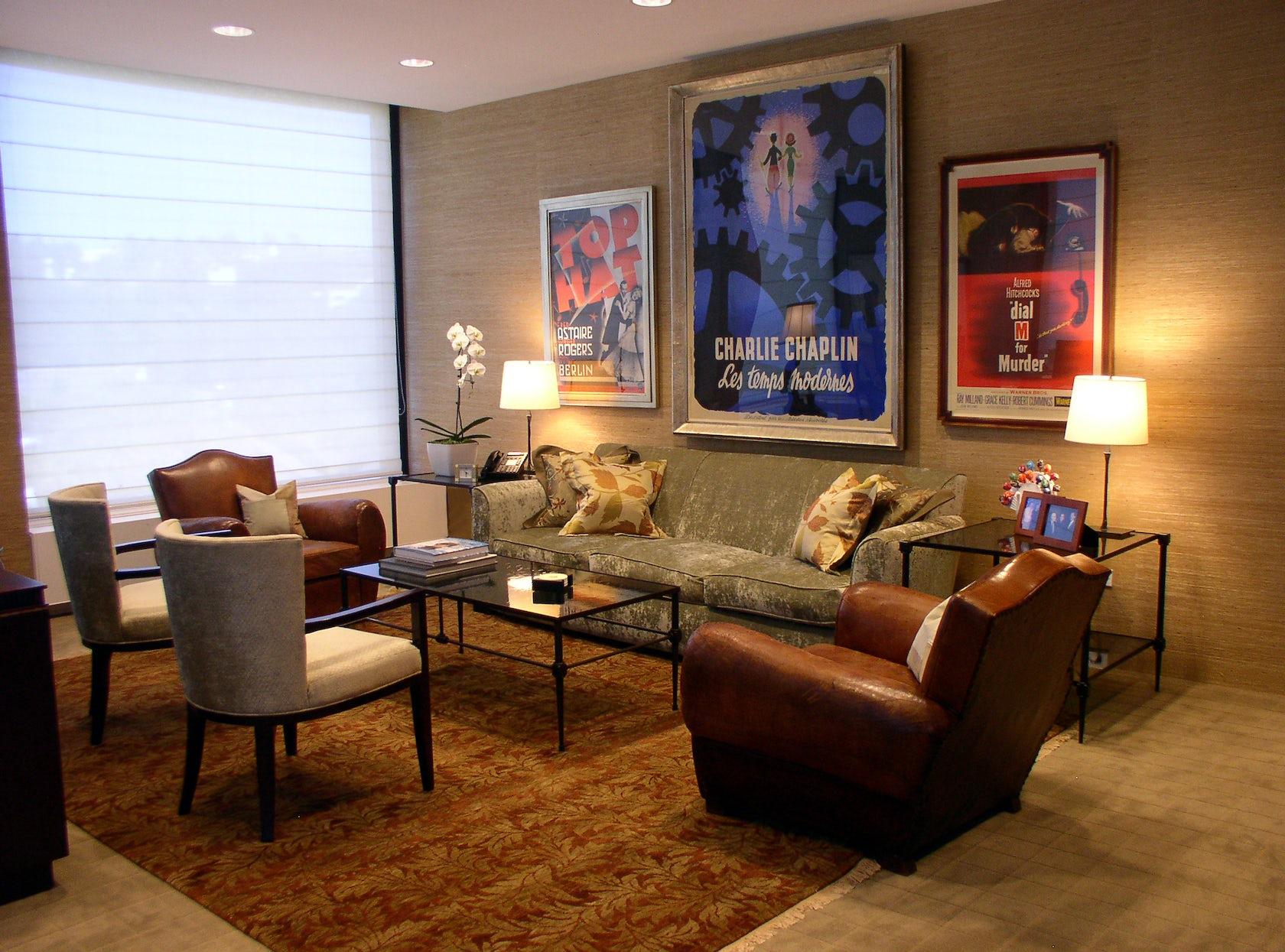 Michael armani design studio architizer for Interior design recruitment agency new york