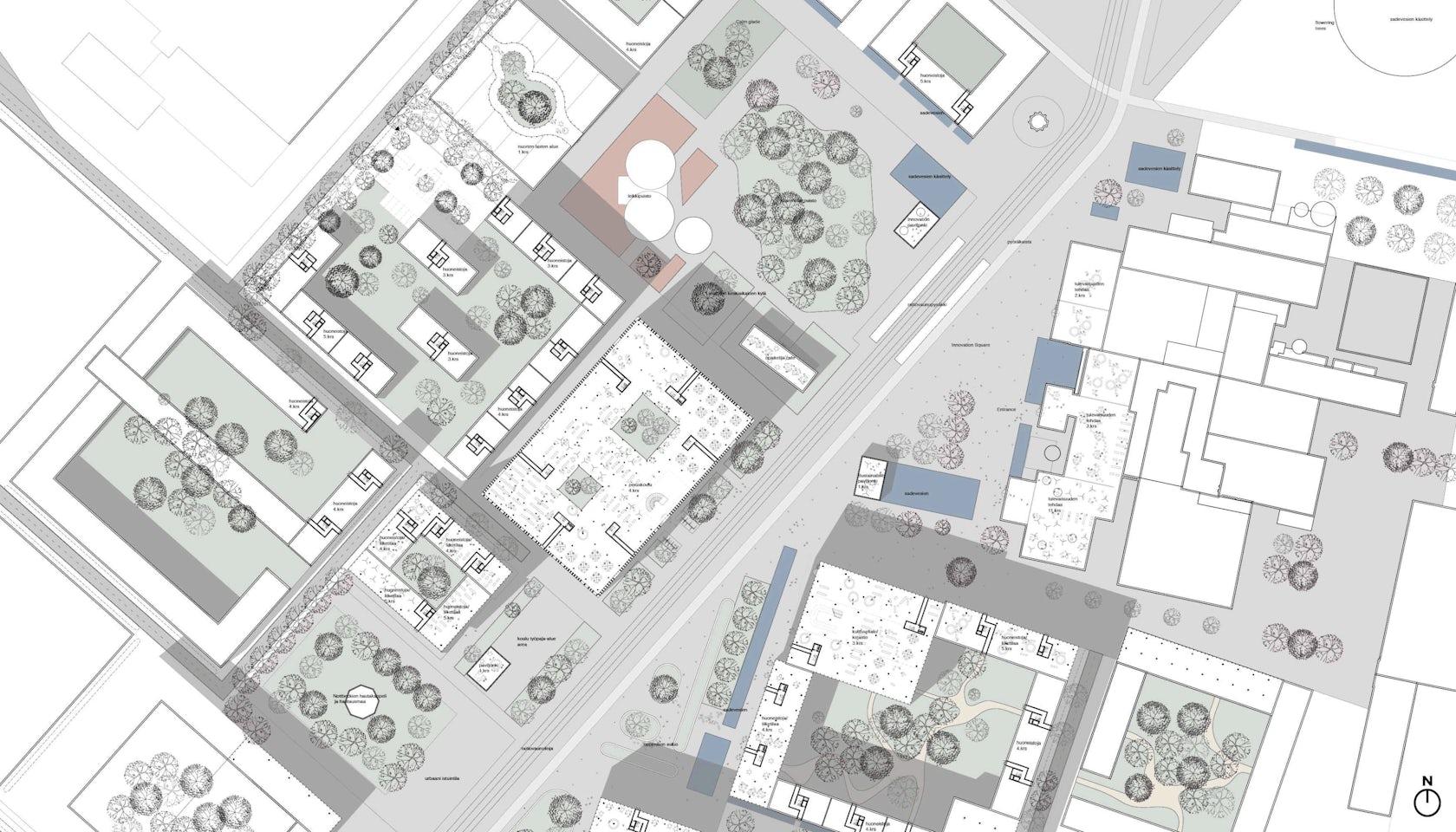 Hiedanranta innovation bay architizer for Innendekoration munsingen