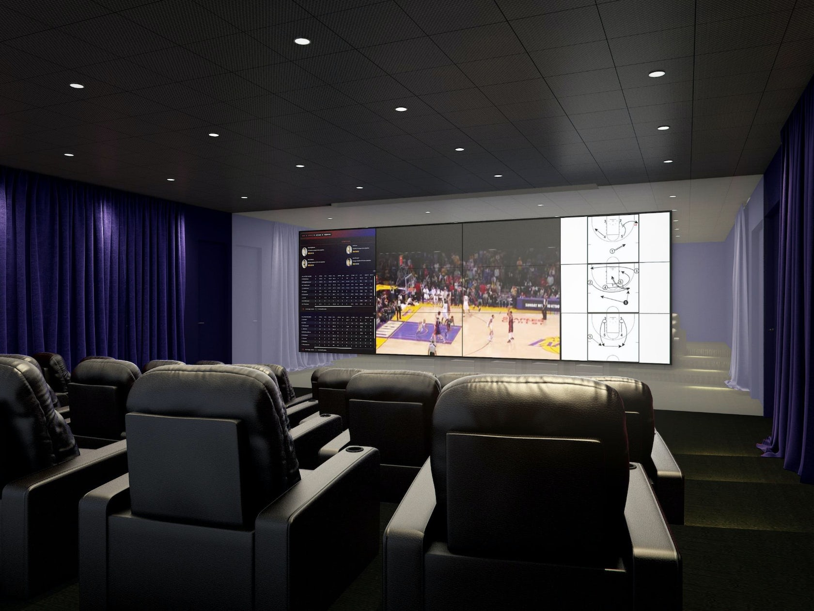 Lakers Training Center Hq Architizer