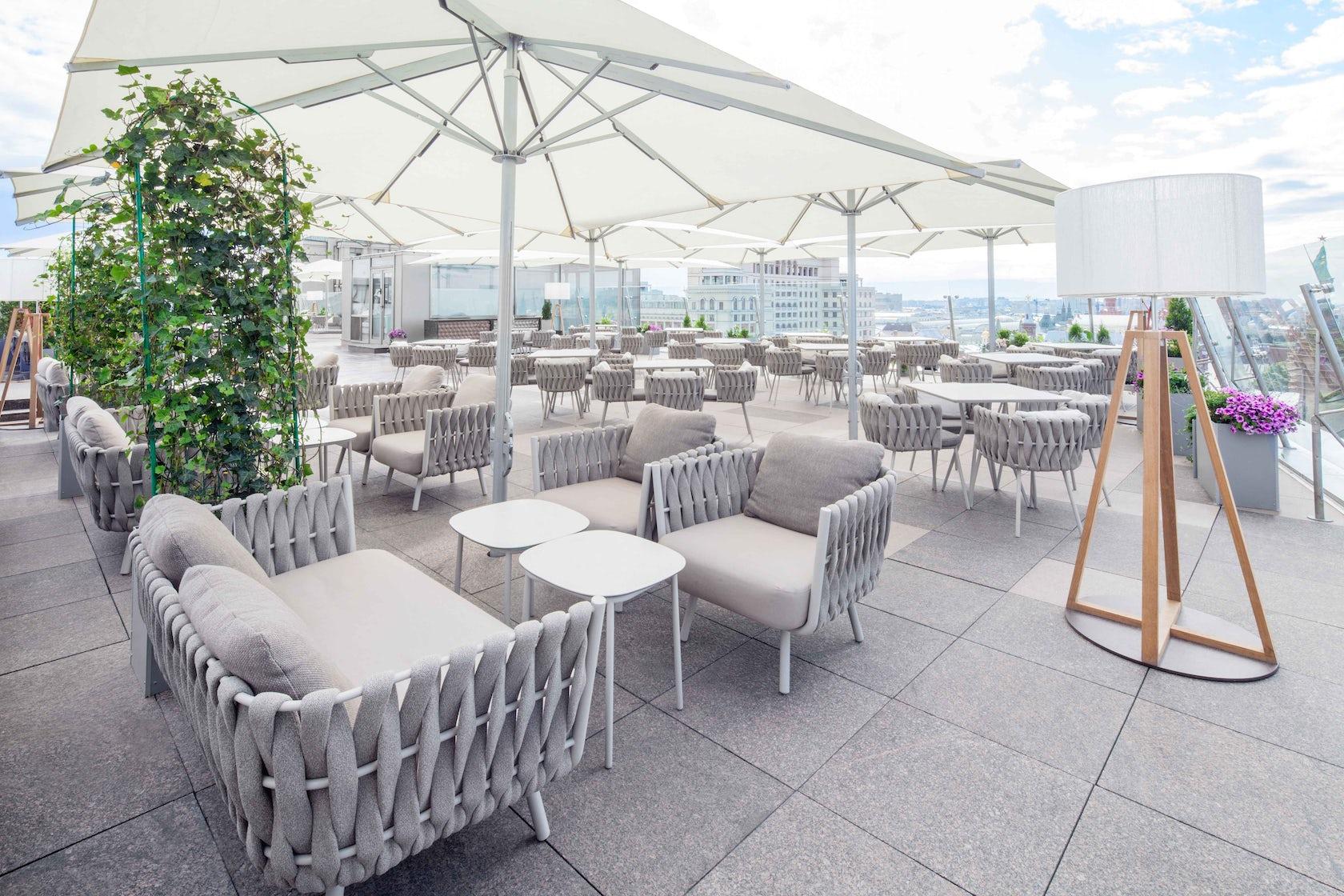 The Ritz-Carlton Hotel on Architizer