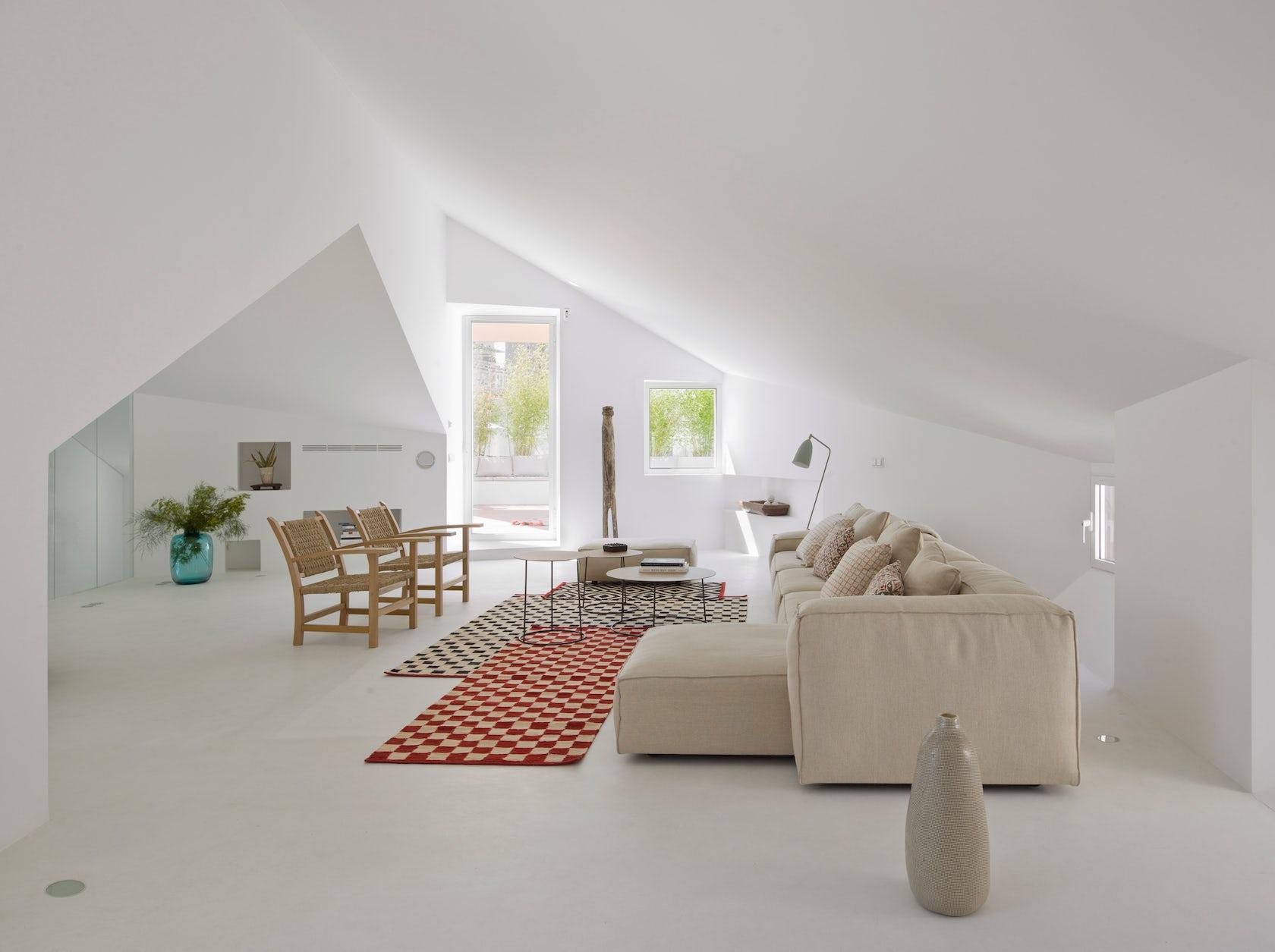 Abaton architects architizer - Muebles calle alcala ...