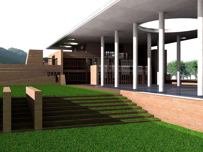 Bangladesh Chancery Complex Islamabad Pakistan Architizer