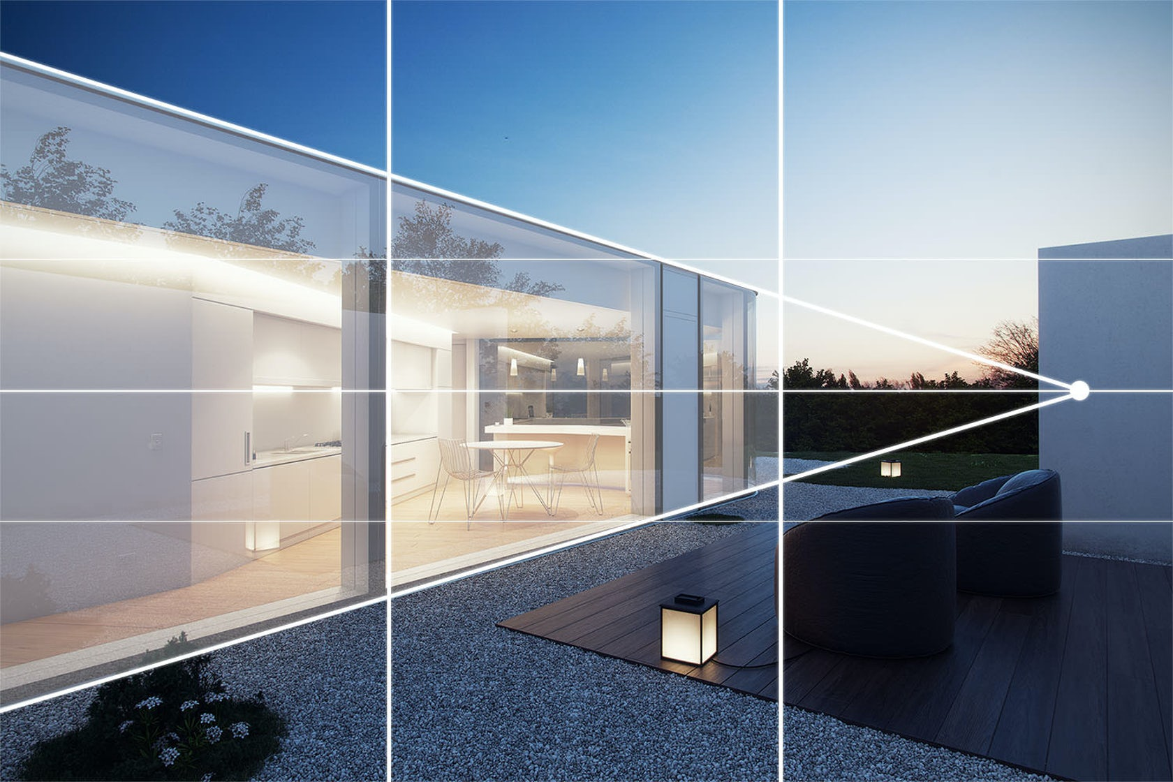 "The Art Of Rendering: How To Create €�lugano Lake House"" Using Sketchup,  Vray And Photoshop  Architizer"