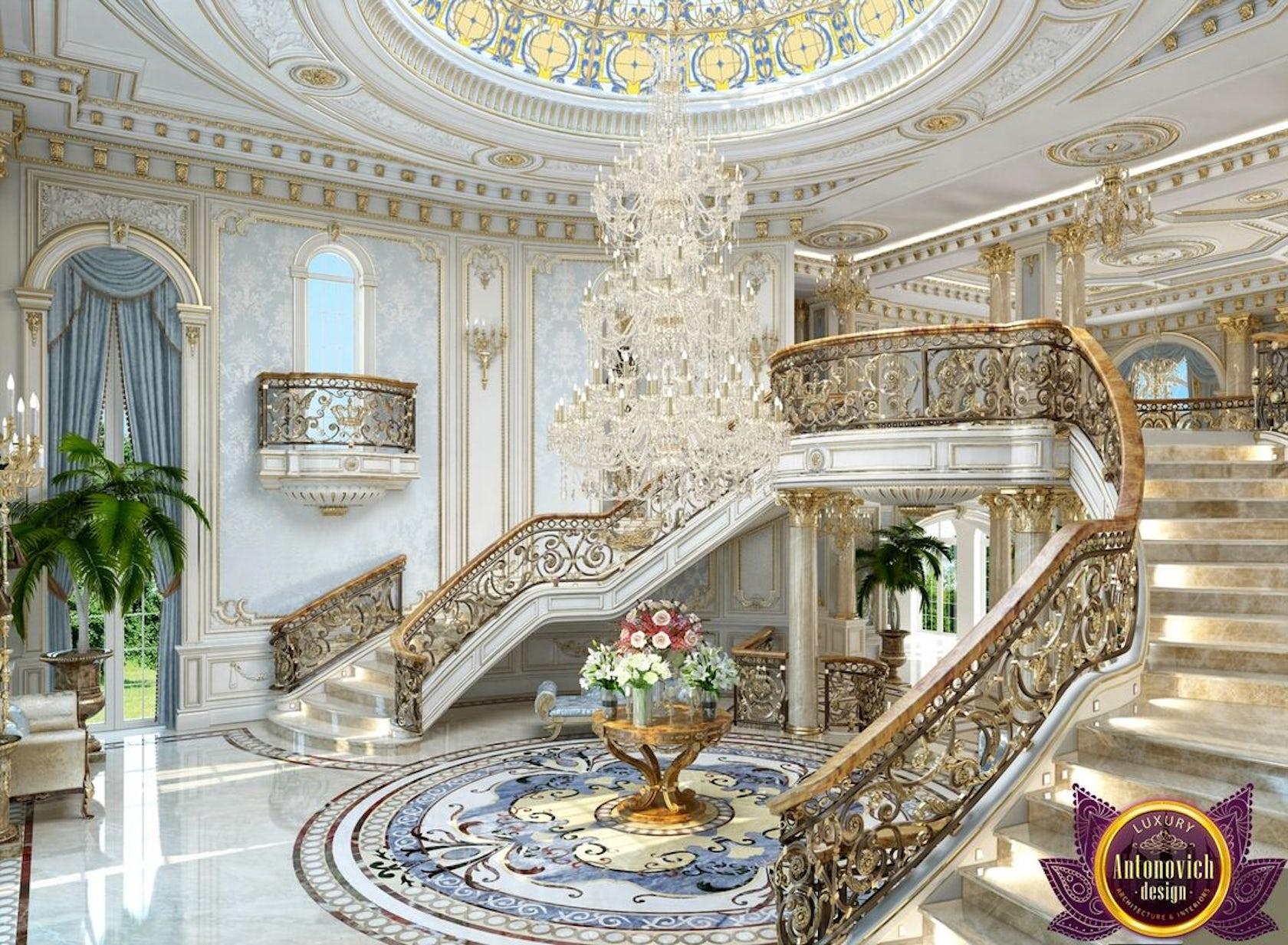 House interior design in Pakistan by LUXURY ANTONOVICH DESIGN - Architizer