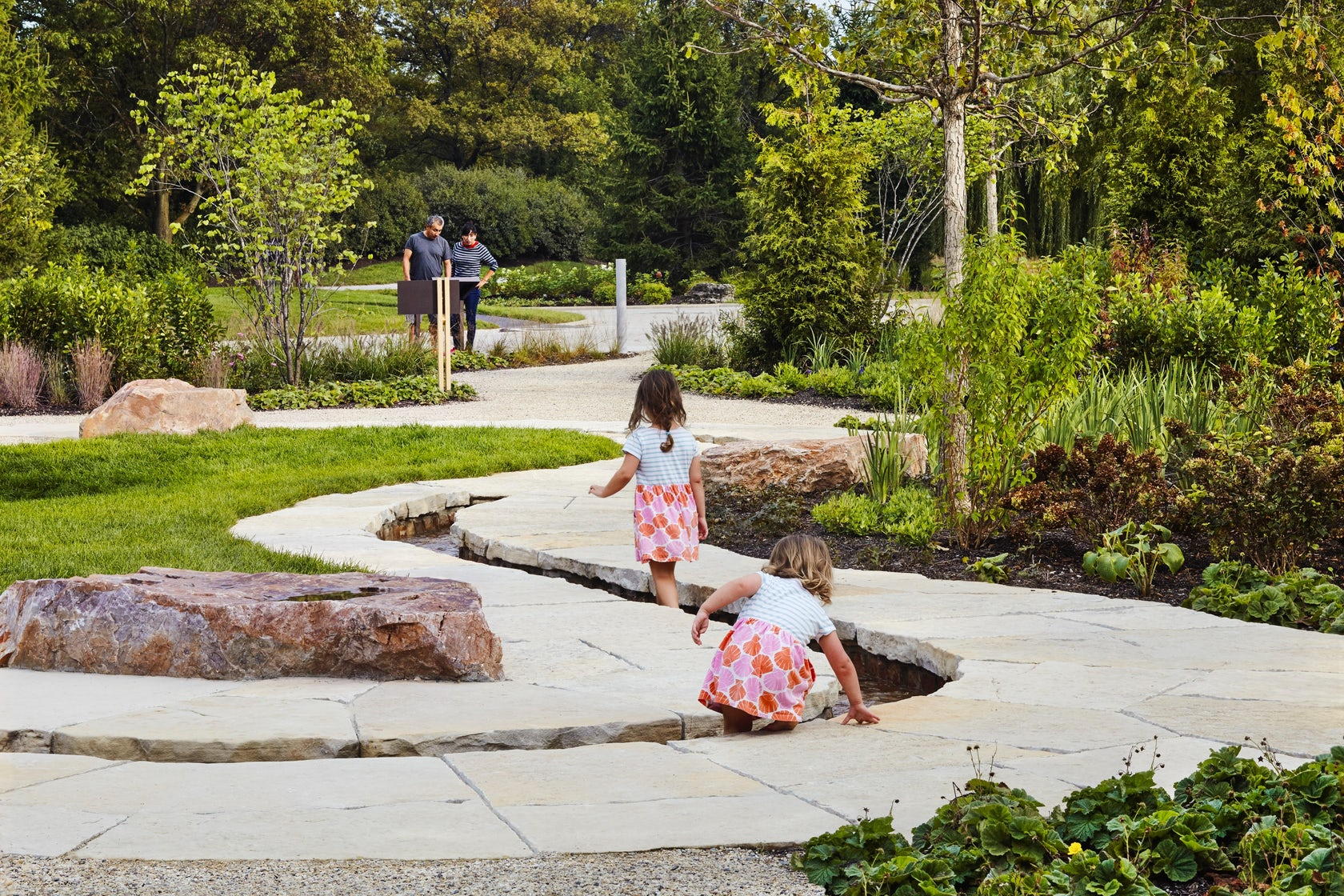 Chicago Botanic Garden - Architizer