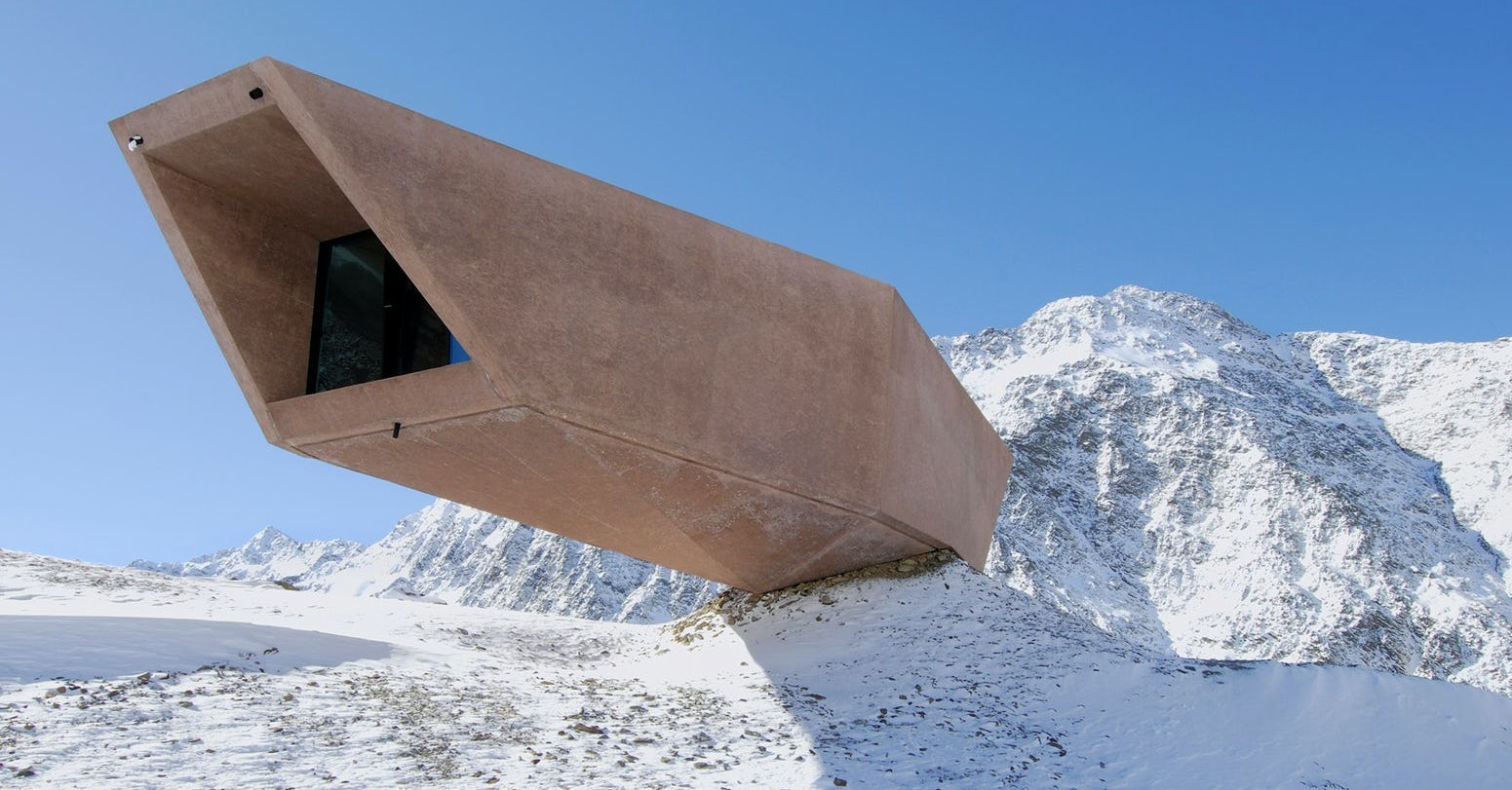 Hungover: 7 Modern Pavilions Taking Cantilevers to the Extreme