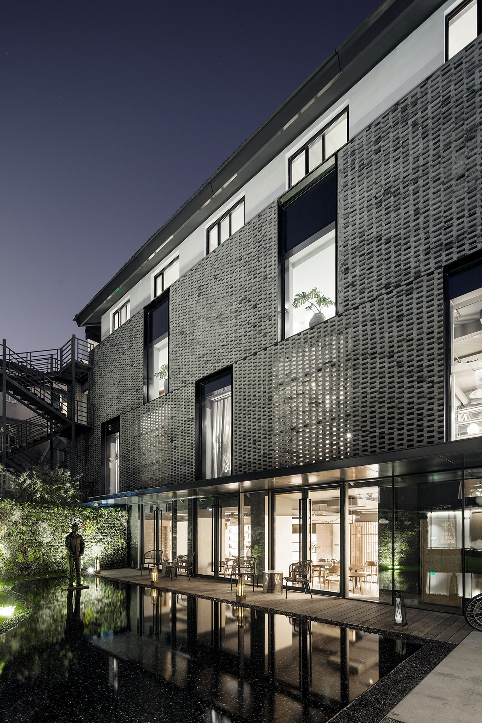Seclusive jiangnan boutique hotel architizer for Boutique design hotels