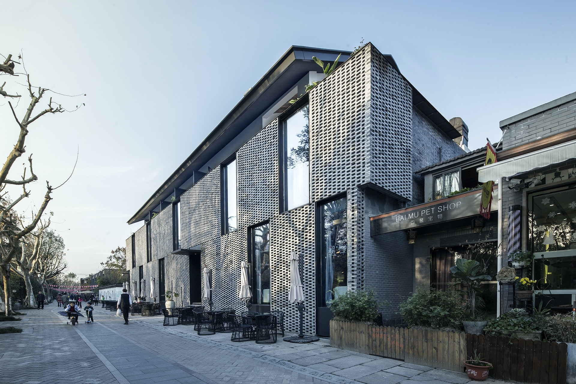 Seclusive Jiangnan Boutique Hotel on Architizer