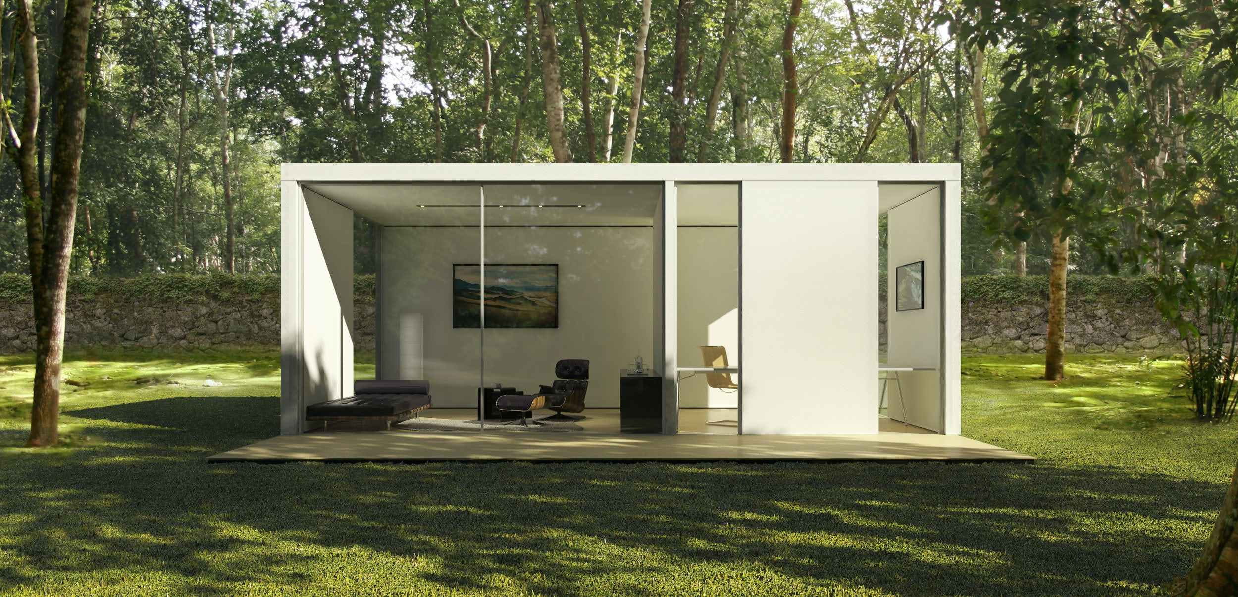 Architectural Details: The Perfect Prefabricated Home