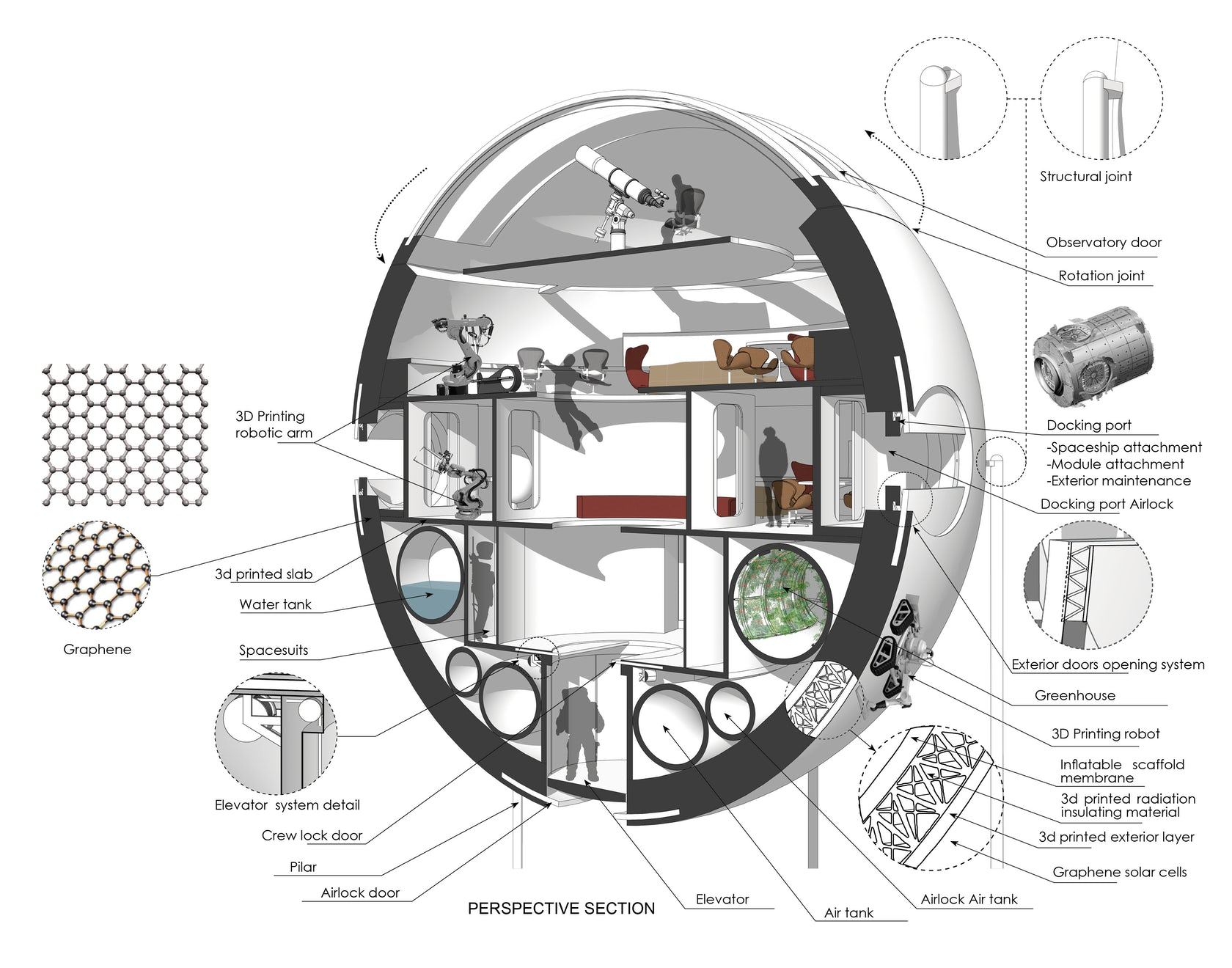 Architecture on the Moon on Architizer