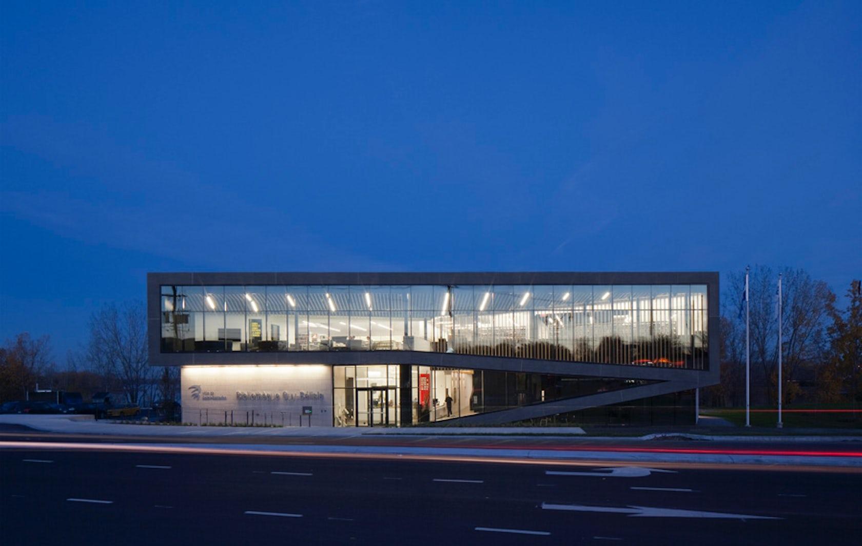 Acdf architecture design urbain int rieur architizer - Architecture interieurs contemporains sunset strip ...