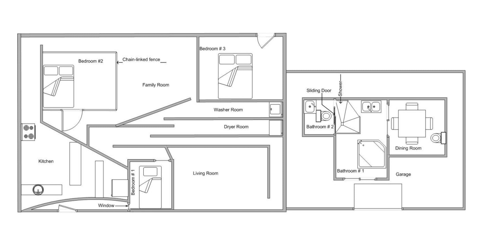 Is This The Worlds Worst Floor Plan