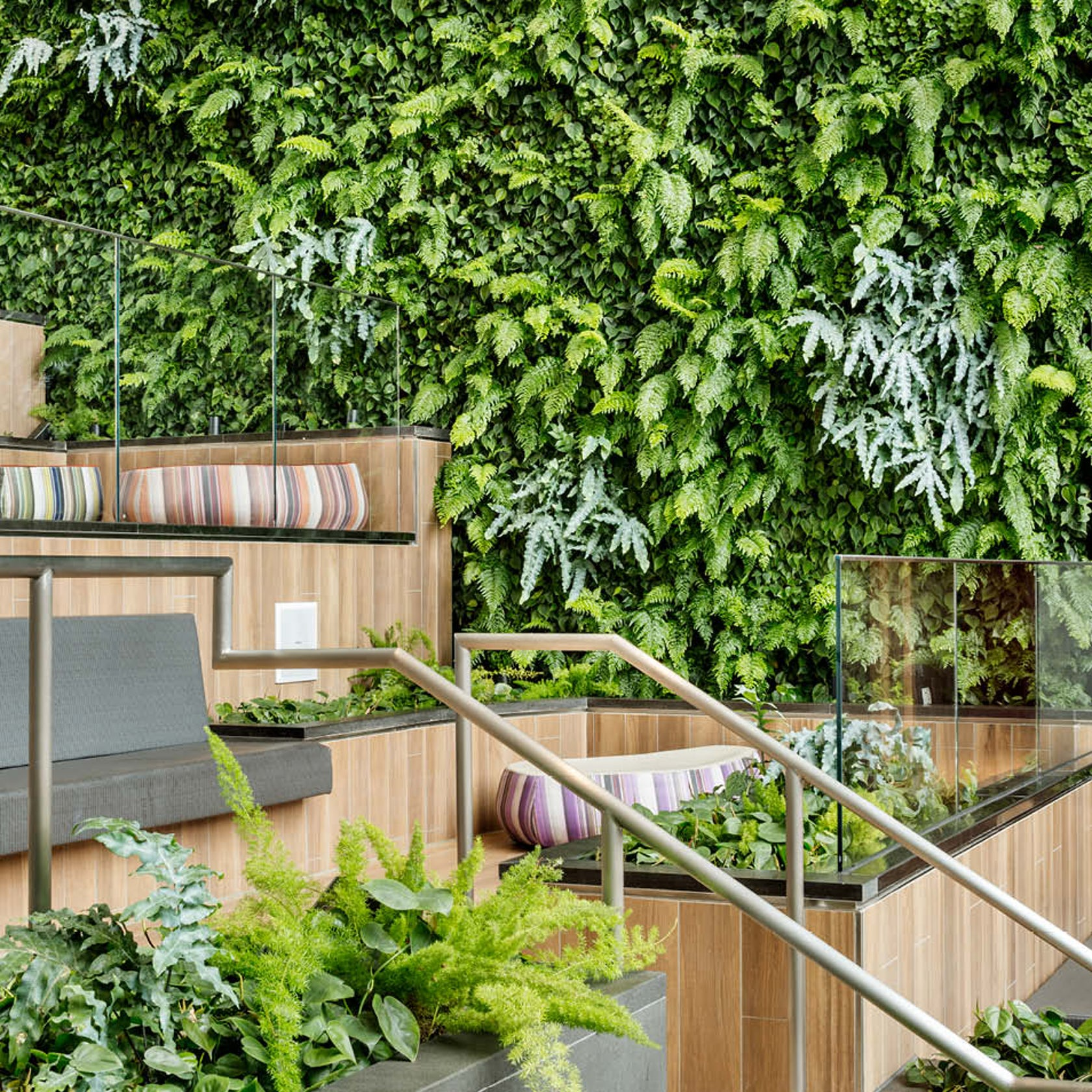 Growing Up: Specifying Living Walls for Every Architectural Typology -  Architizer