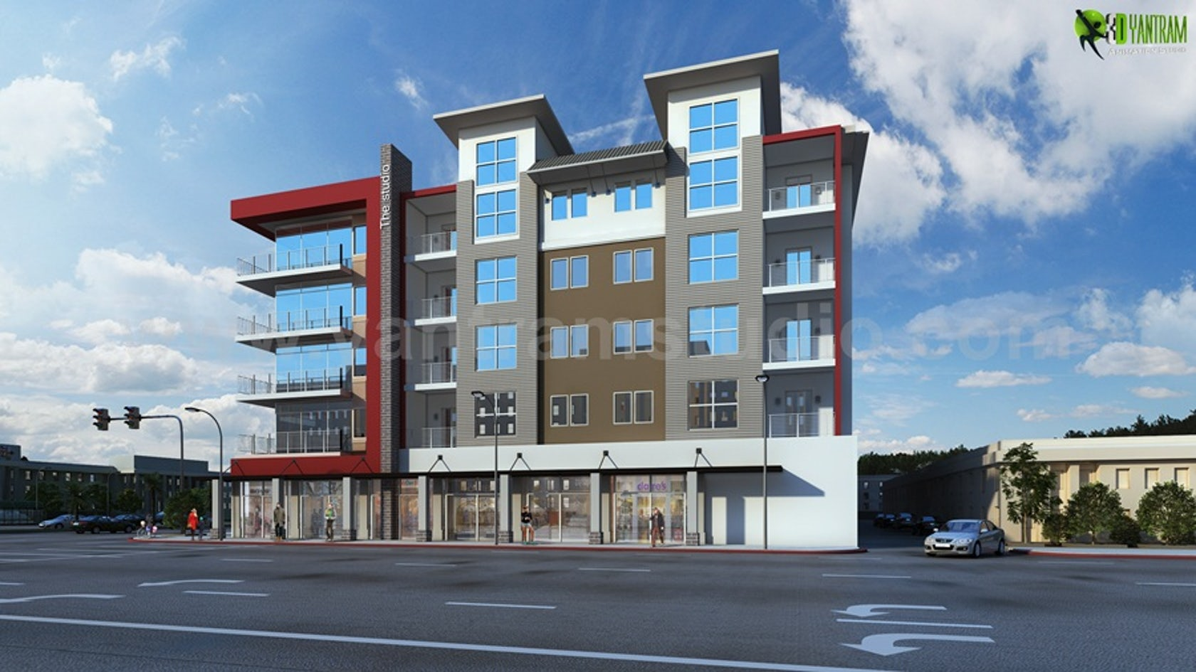 Architectural Visualization Design Company Architizer