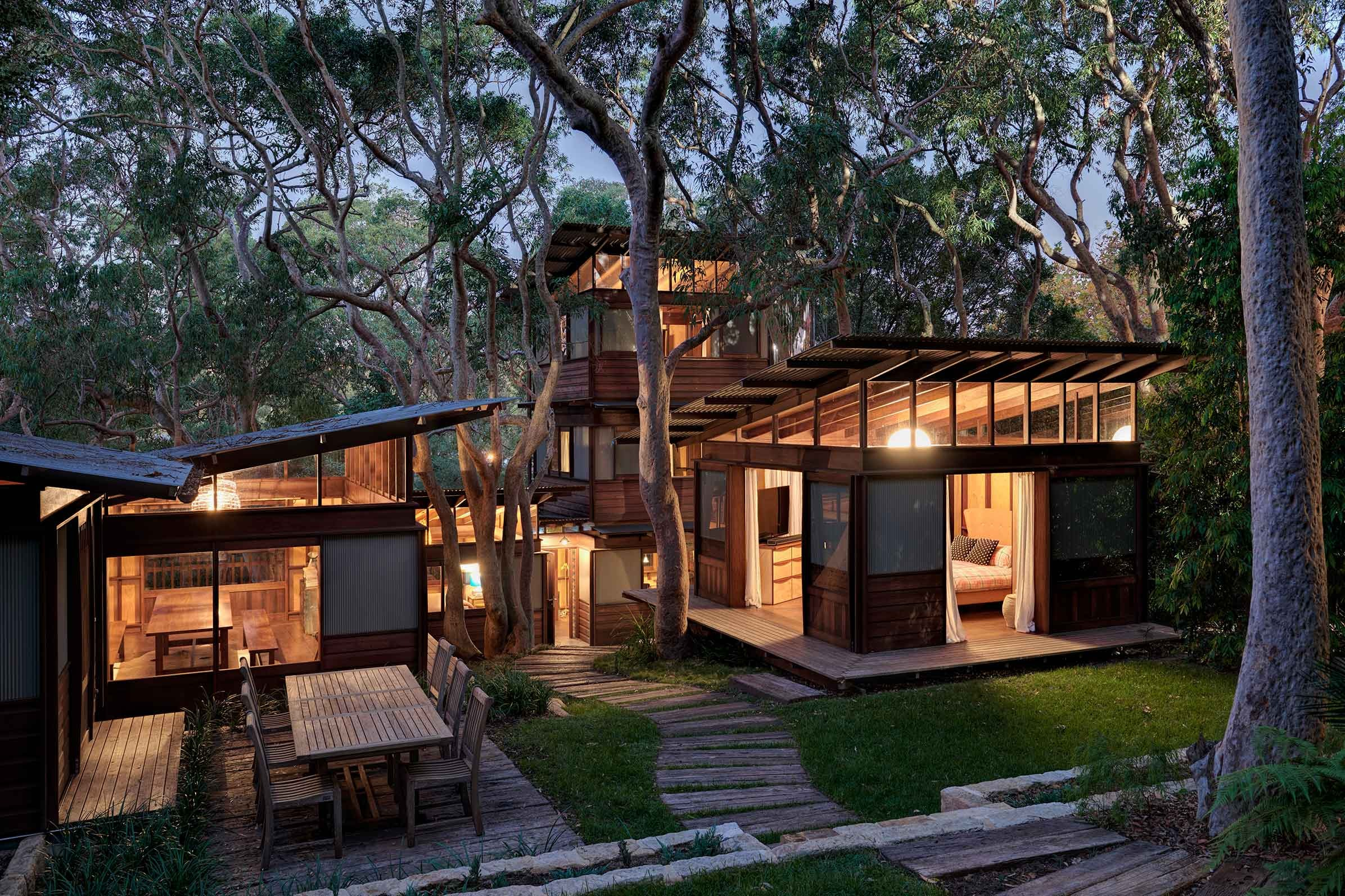 architecture on the market this japanese inspired angophora house