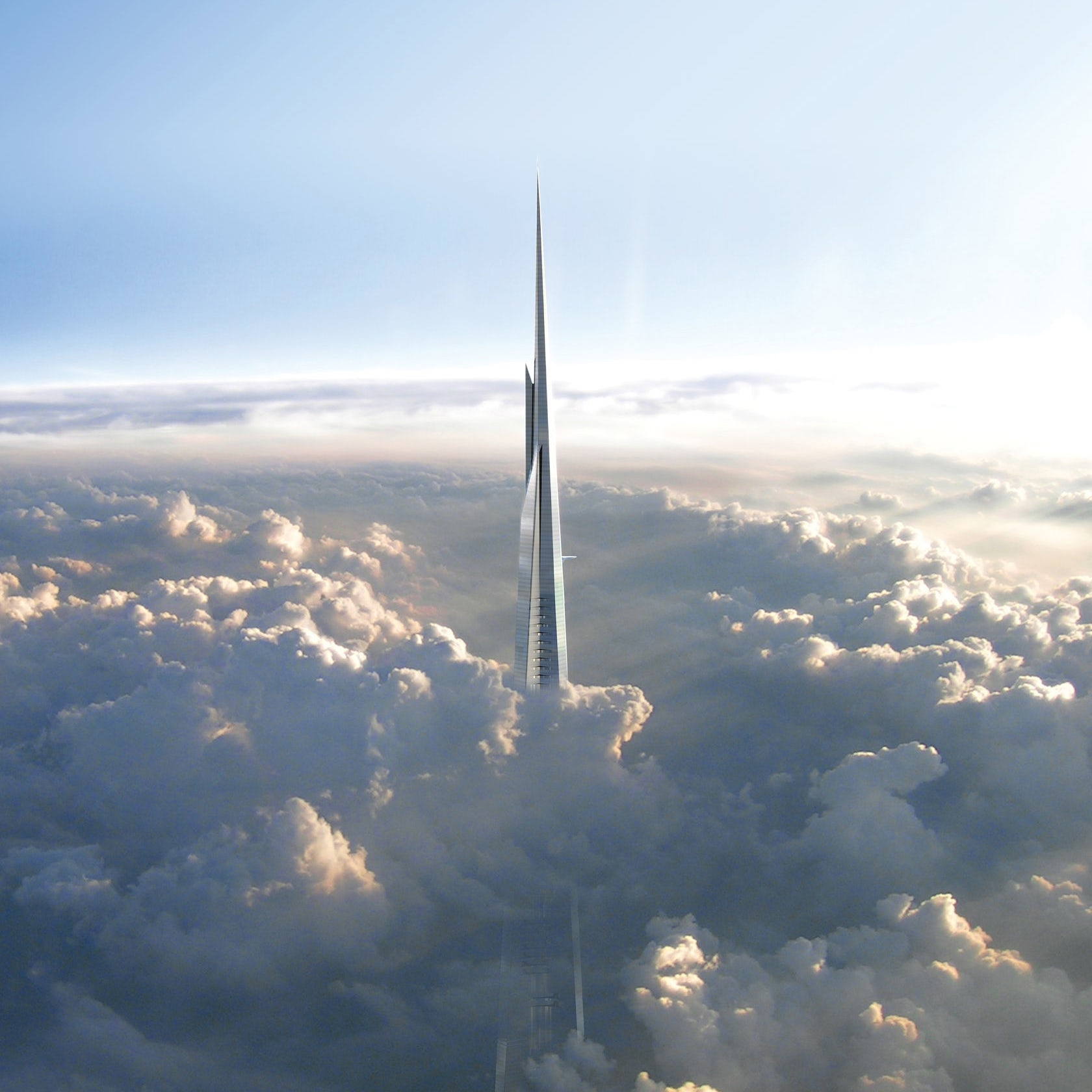 10 Facts About Jeddah Tower, the Soon-To-Be Tallest Building in the World