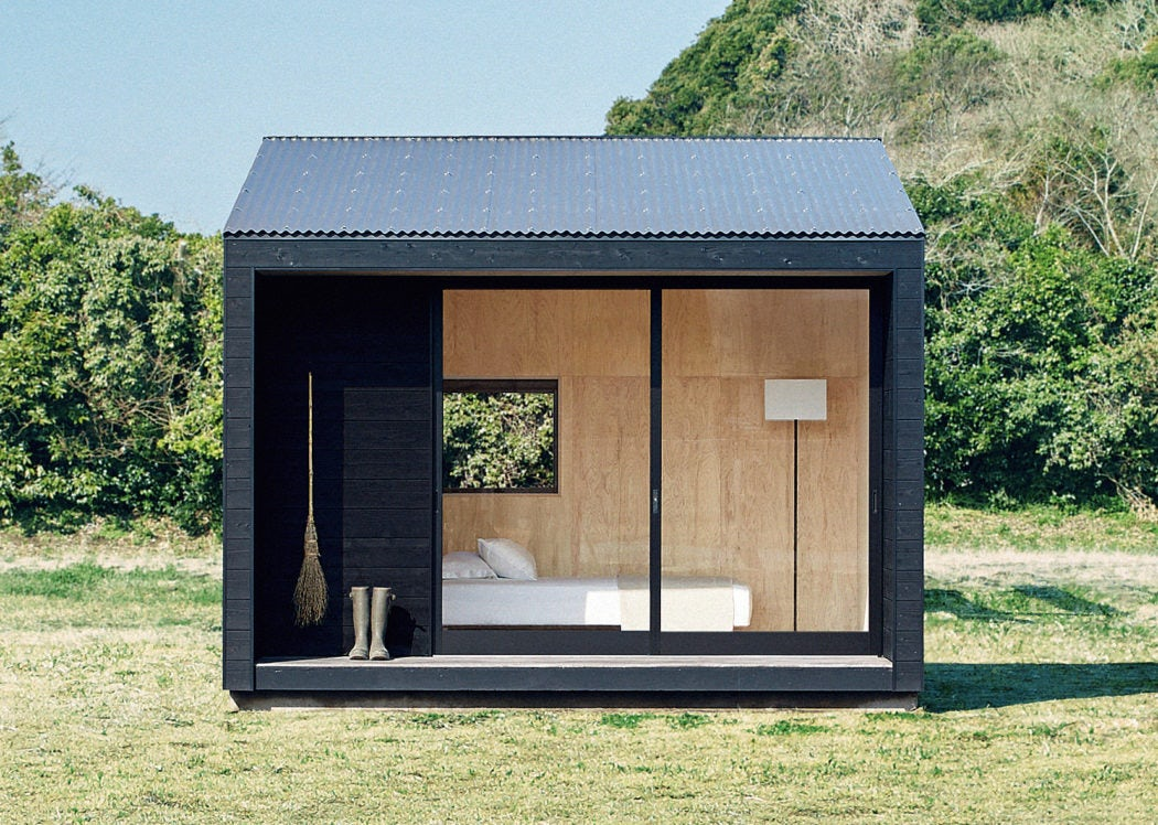 Architecture on the Market: MUJI Hut Is the Latest Tiny House to Pop Up in Japan