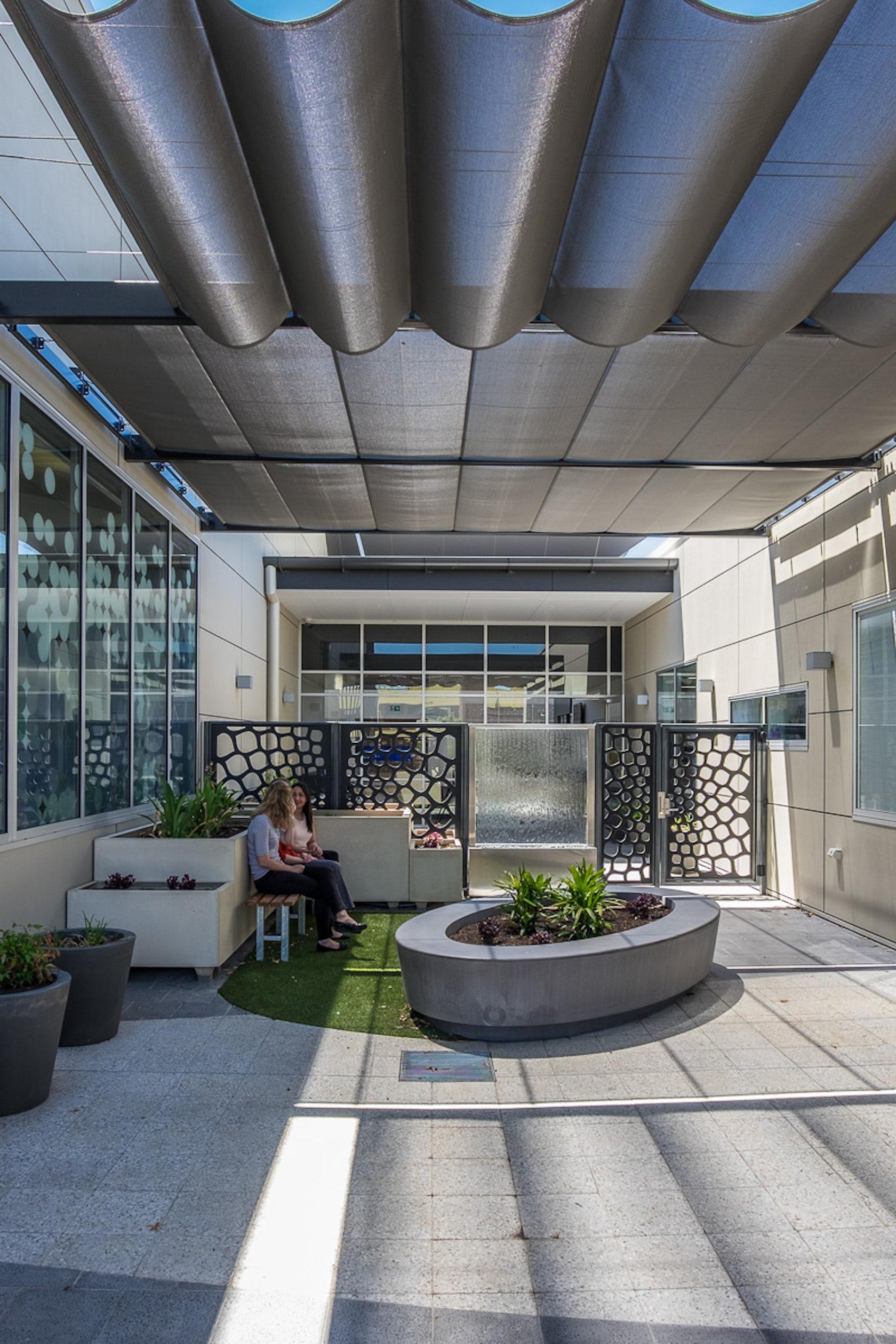 Modbury hospital rehabilitation unit architizer for 144 north terrace adelaide