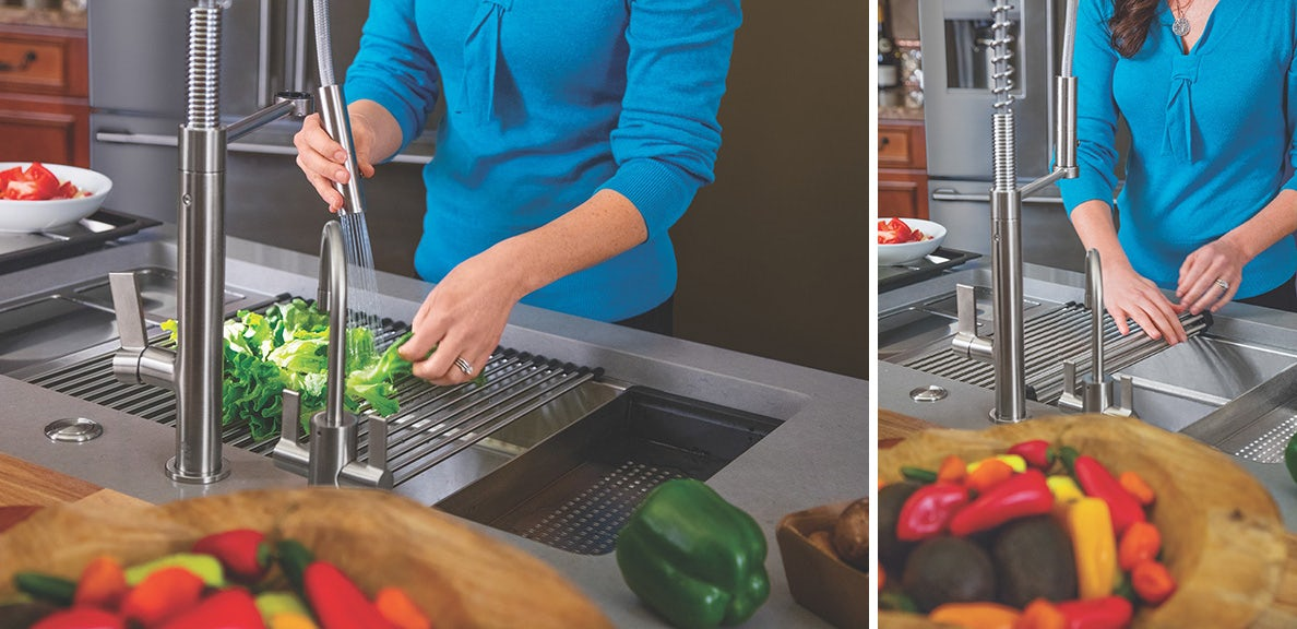 How to Select an Ergonomic Kitchen Sink for Your Individual Needs