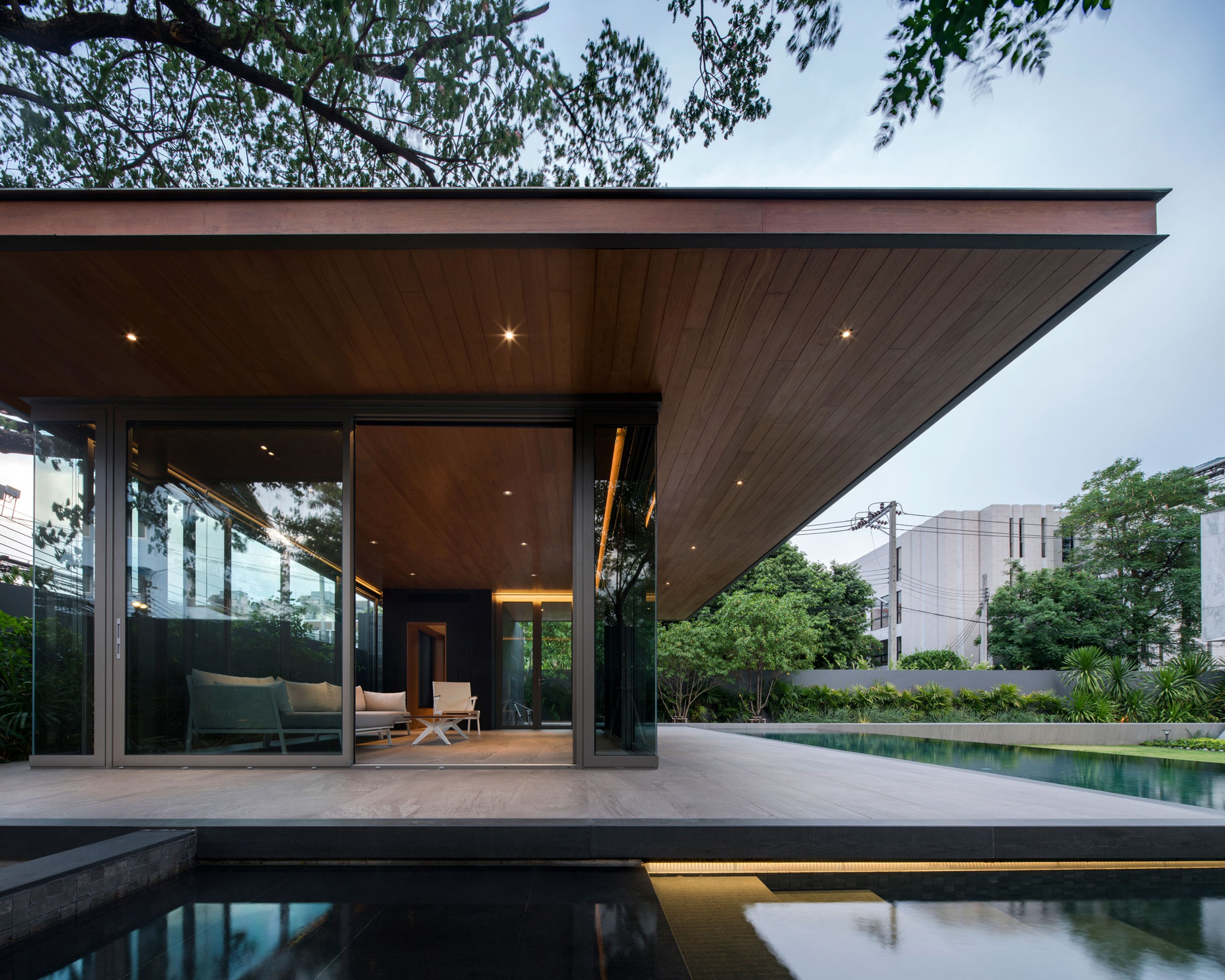 marble house on architizer