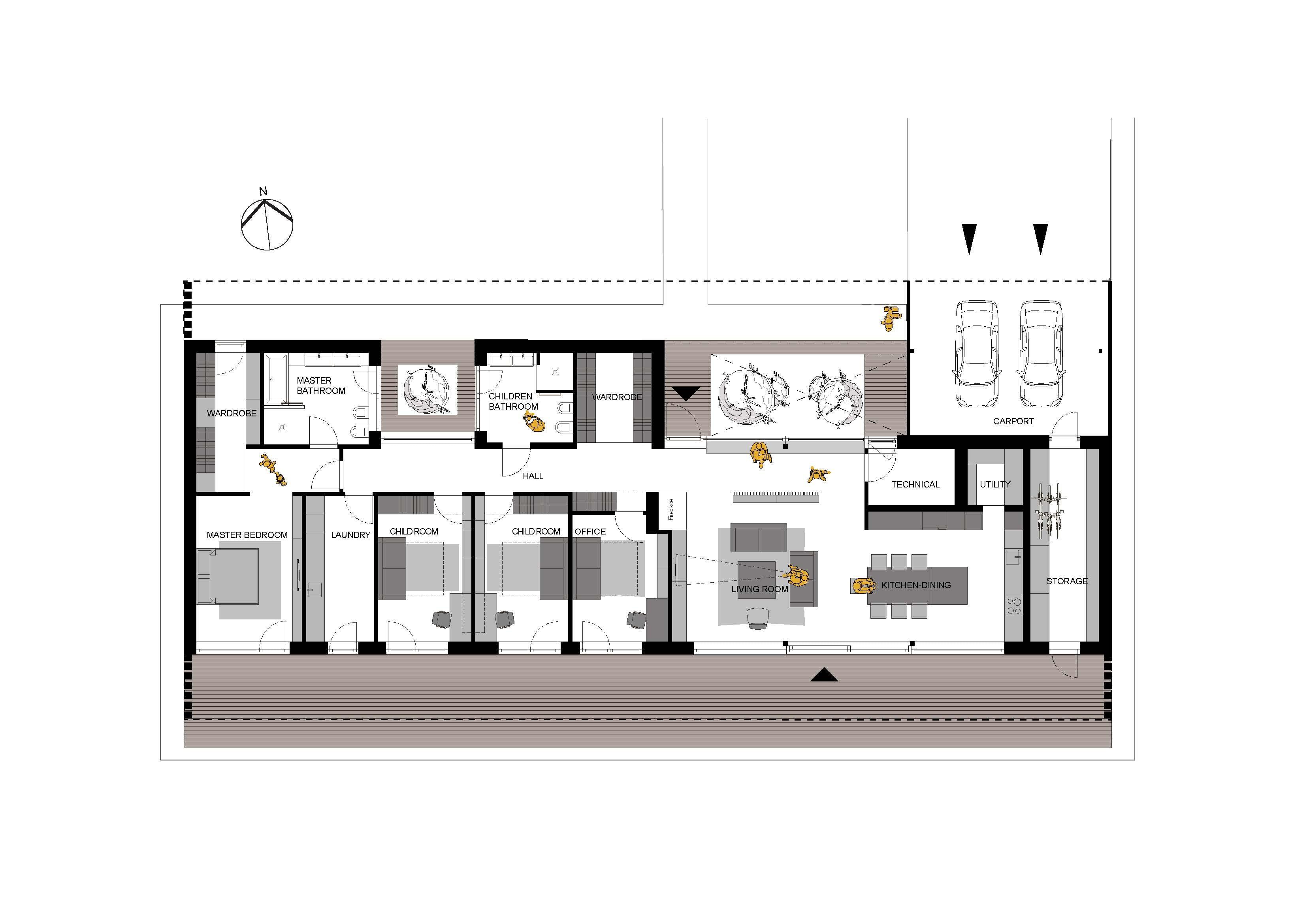 THE BLACK BOX HOUSE - Architizer