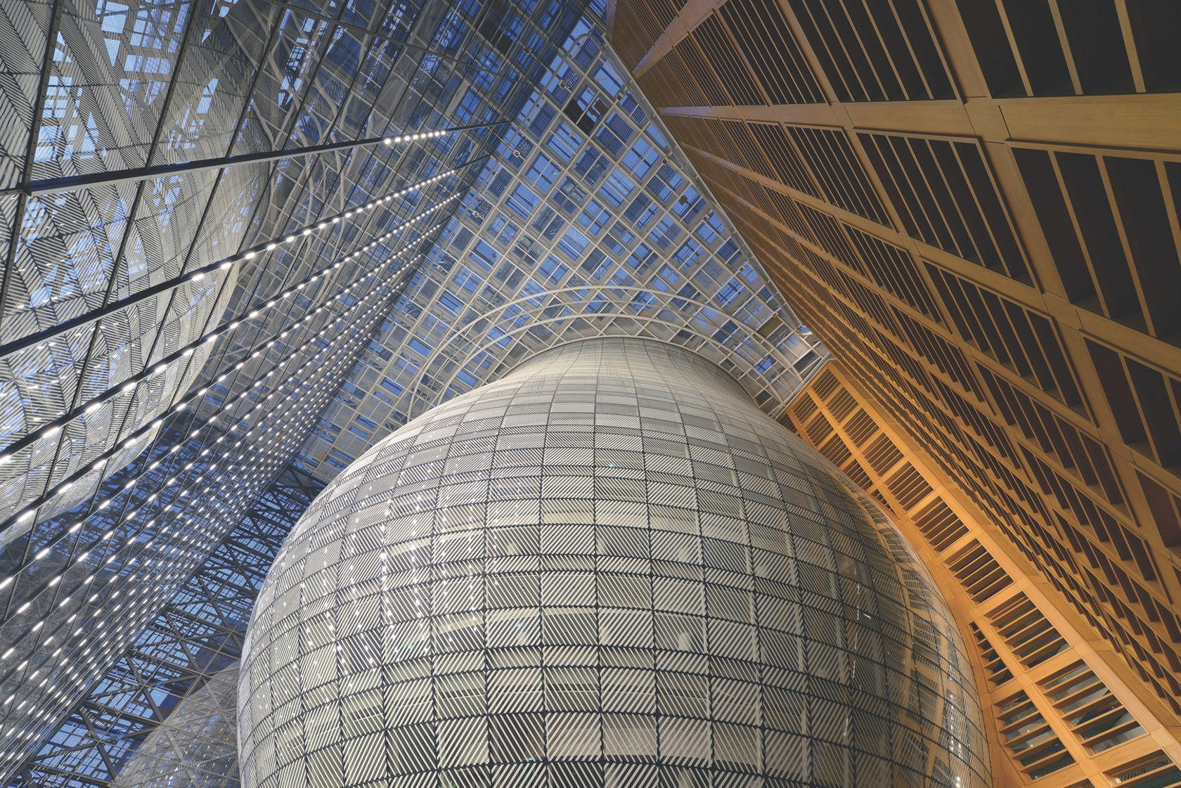Seat of the European Council and the Council of the European Union on  Architizer