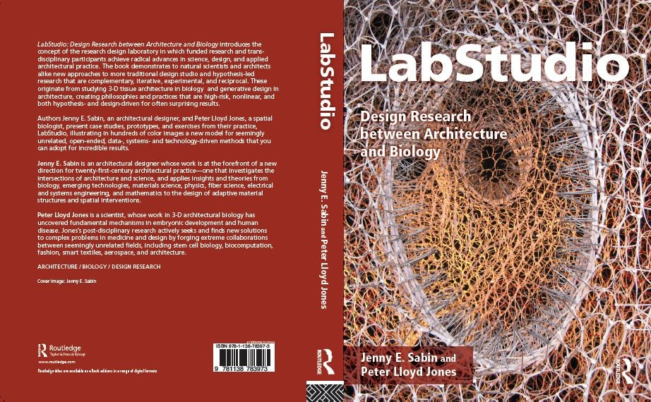 Architecture Design Exercises labstudio: design research between architecture & biology on