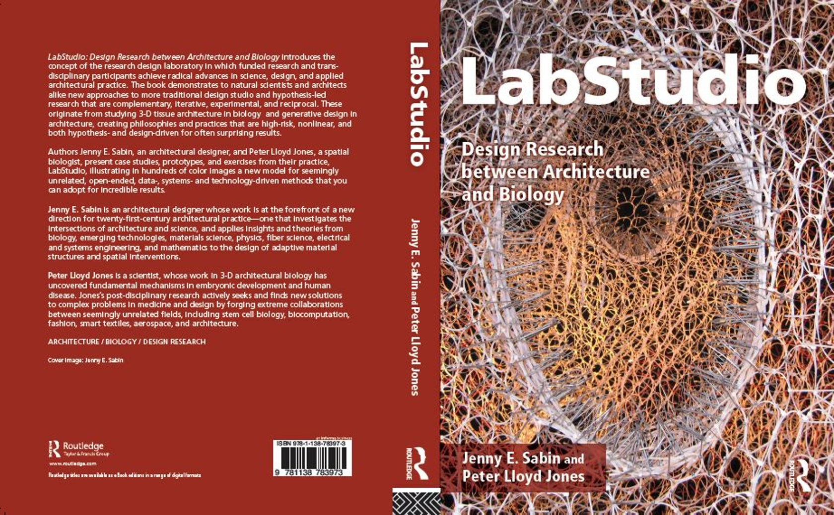 Labstudio Design Research Between Architecture Biology On