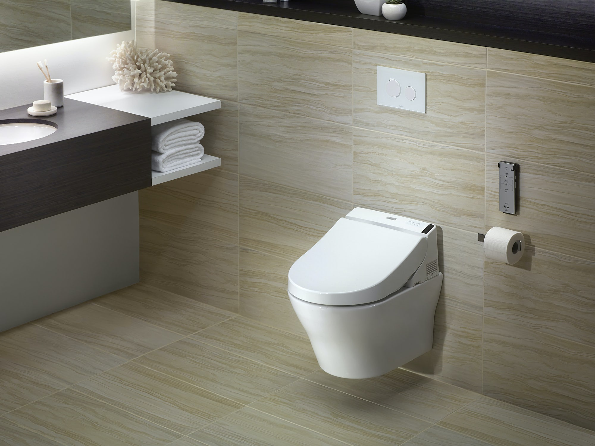 Employees Are Big Ass Fans of the Eco-Friendly WASHLET