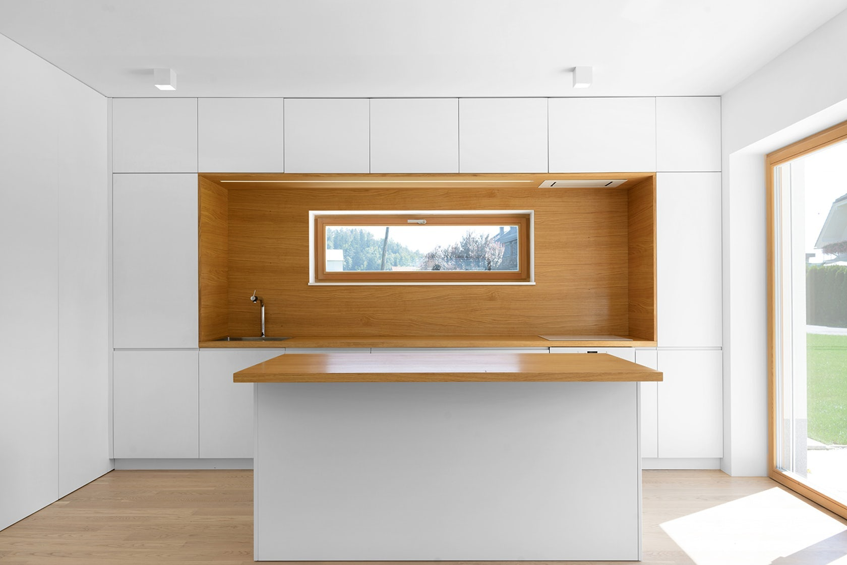 How One Architecture Firm Is Making Space-Saving Kitchens Sexier Than Ever