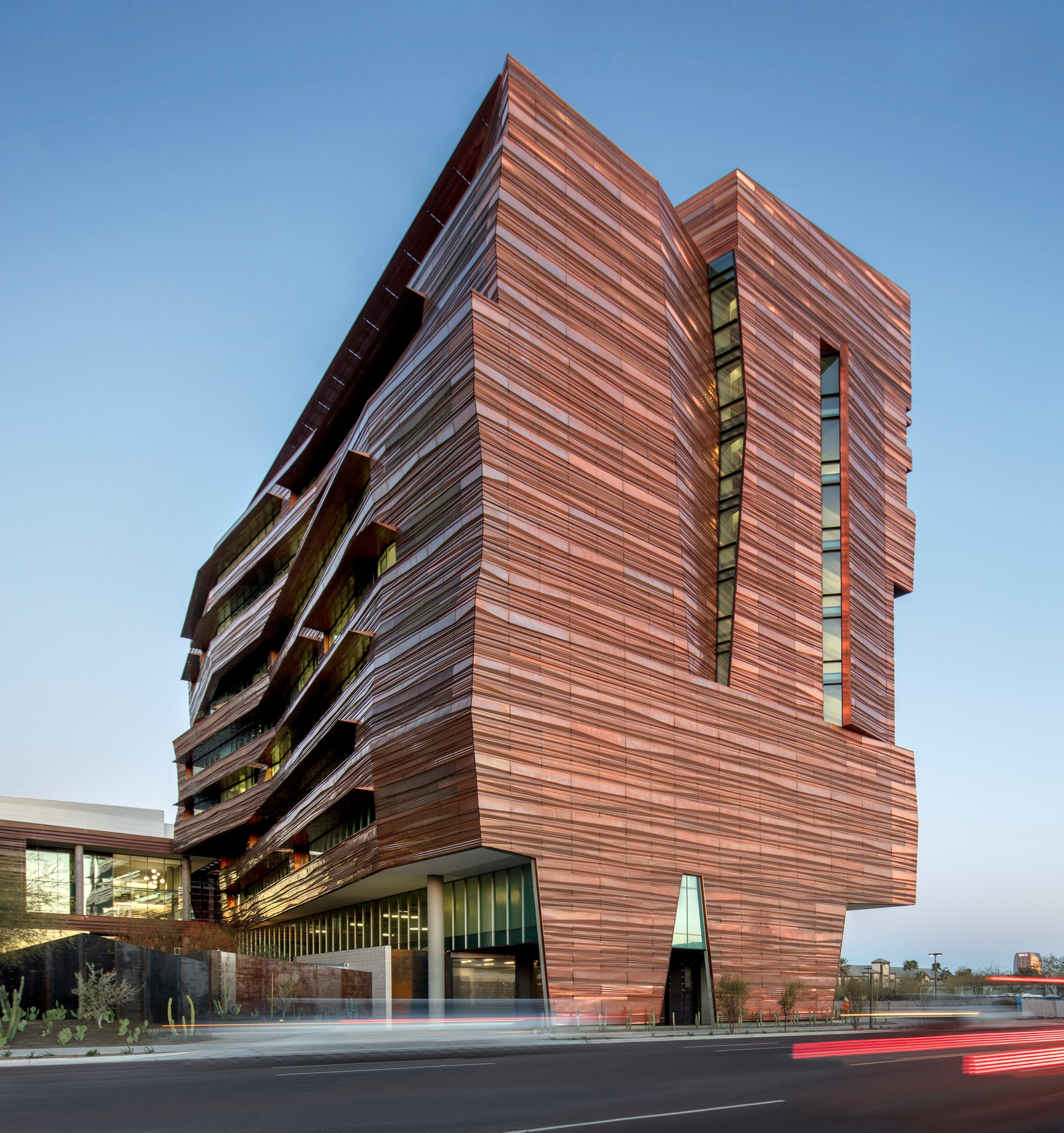 Biomedical Sciences Partnership Building Architizer