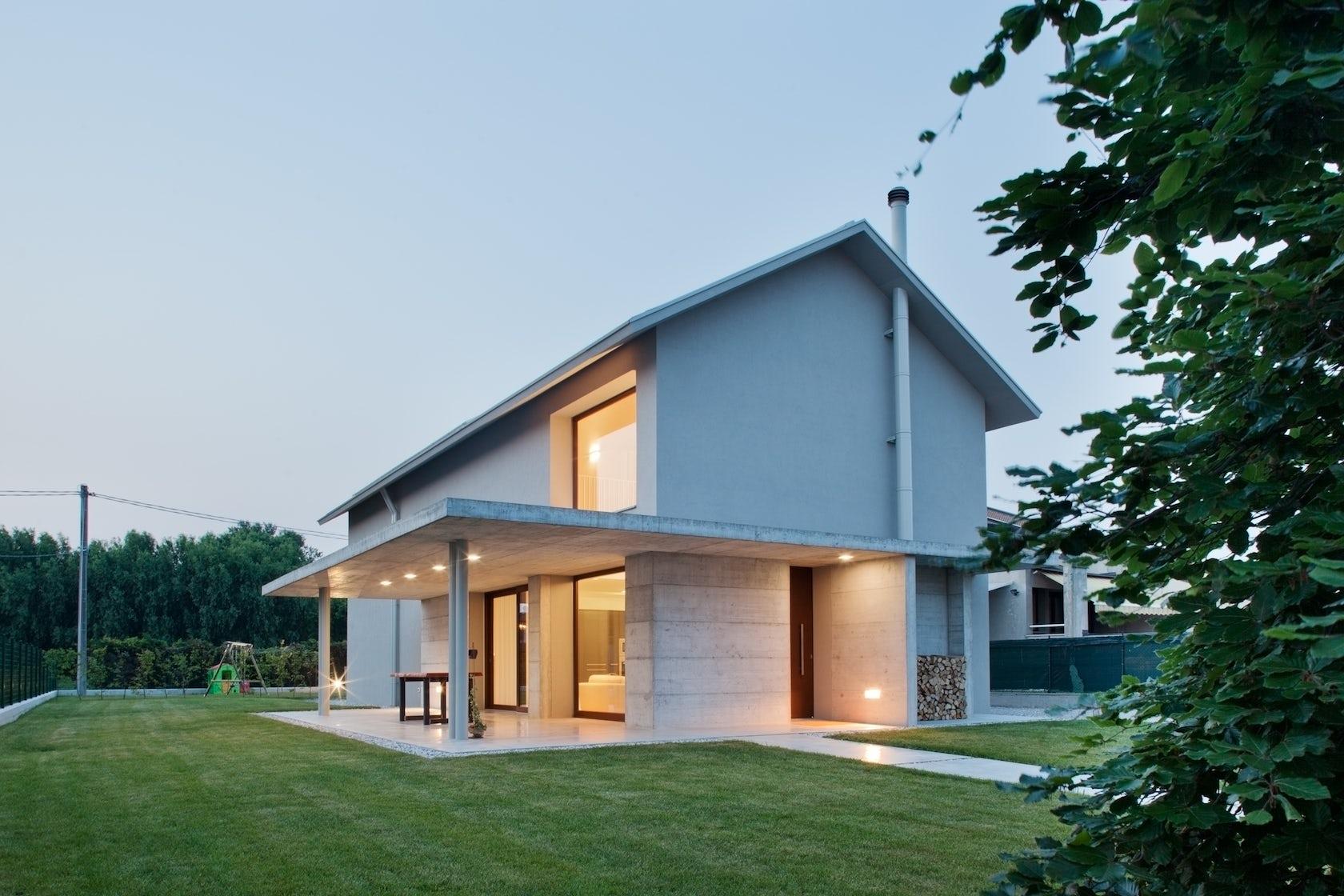 Mide architetti architizer - Foto di case moderne ...