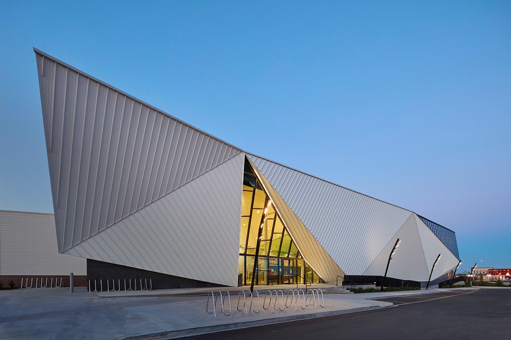 Emerald Hills Leisure Centre On Architizer