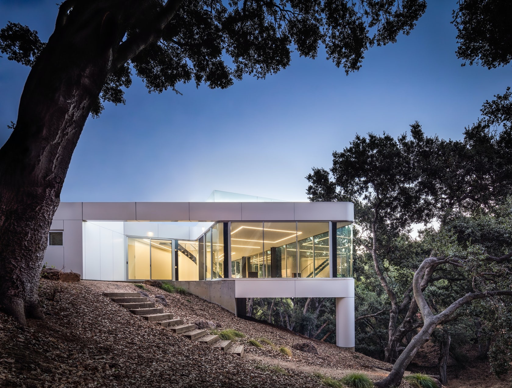 Craig steely architecture architizer for Archi in casa moderna