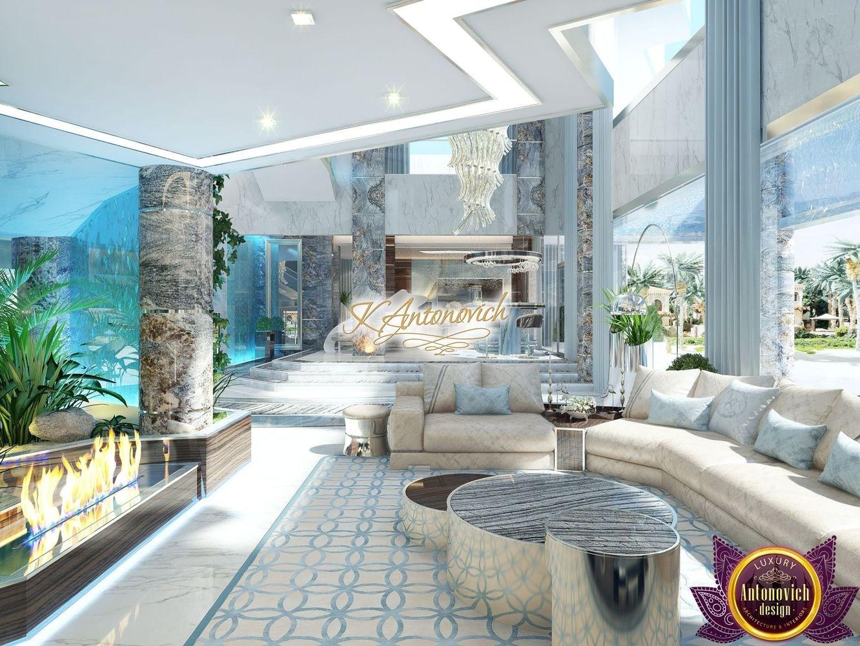 Luxury Interior Design Projects In Dubai UAE From Katrina