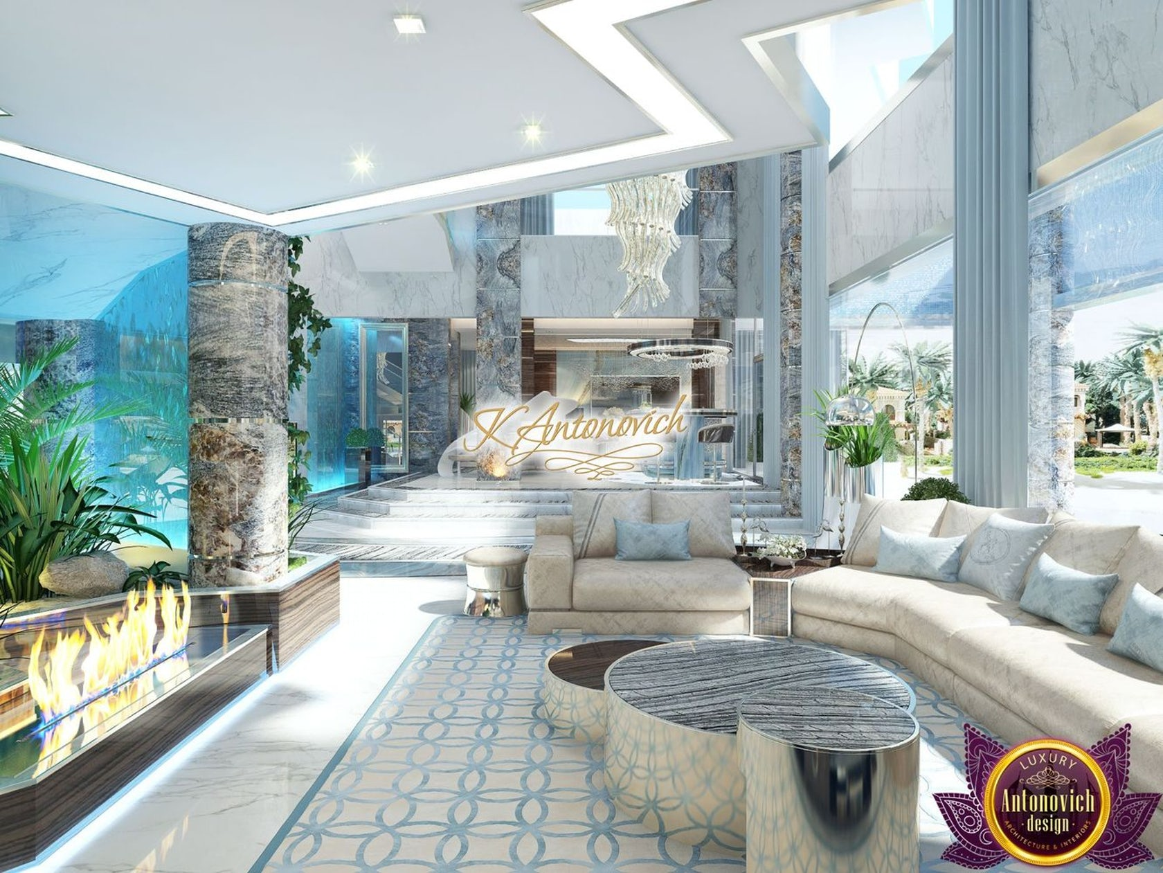 Luxury Interior Design Projects In Dubai Uae From Katrina