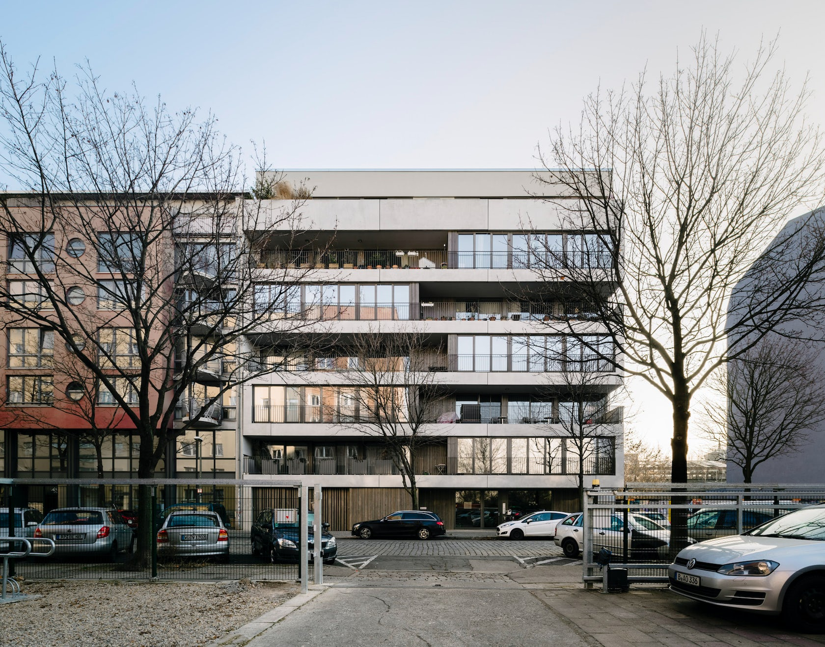 ad41 - Development of a new residential building Adalbertstrasse 41, Berlin-Mitte  on Architizer