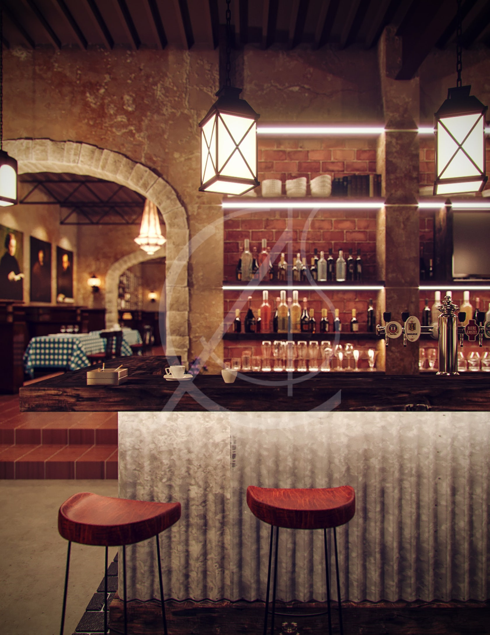 Venezia italian restaurant interior design architizer