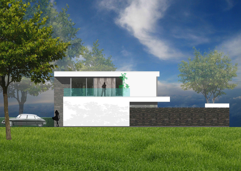 N house breda on architizer
