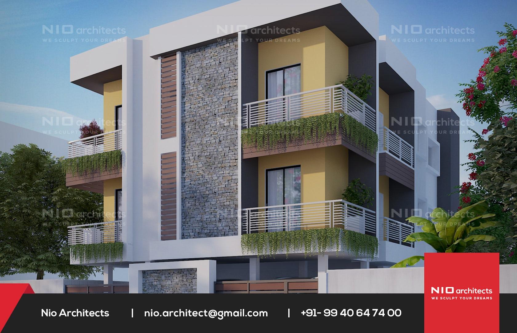 nio architects on architizer