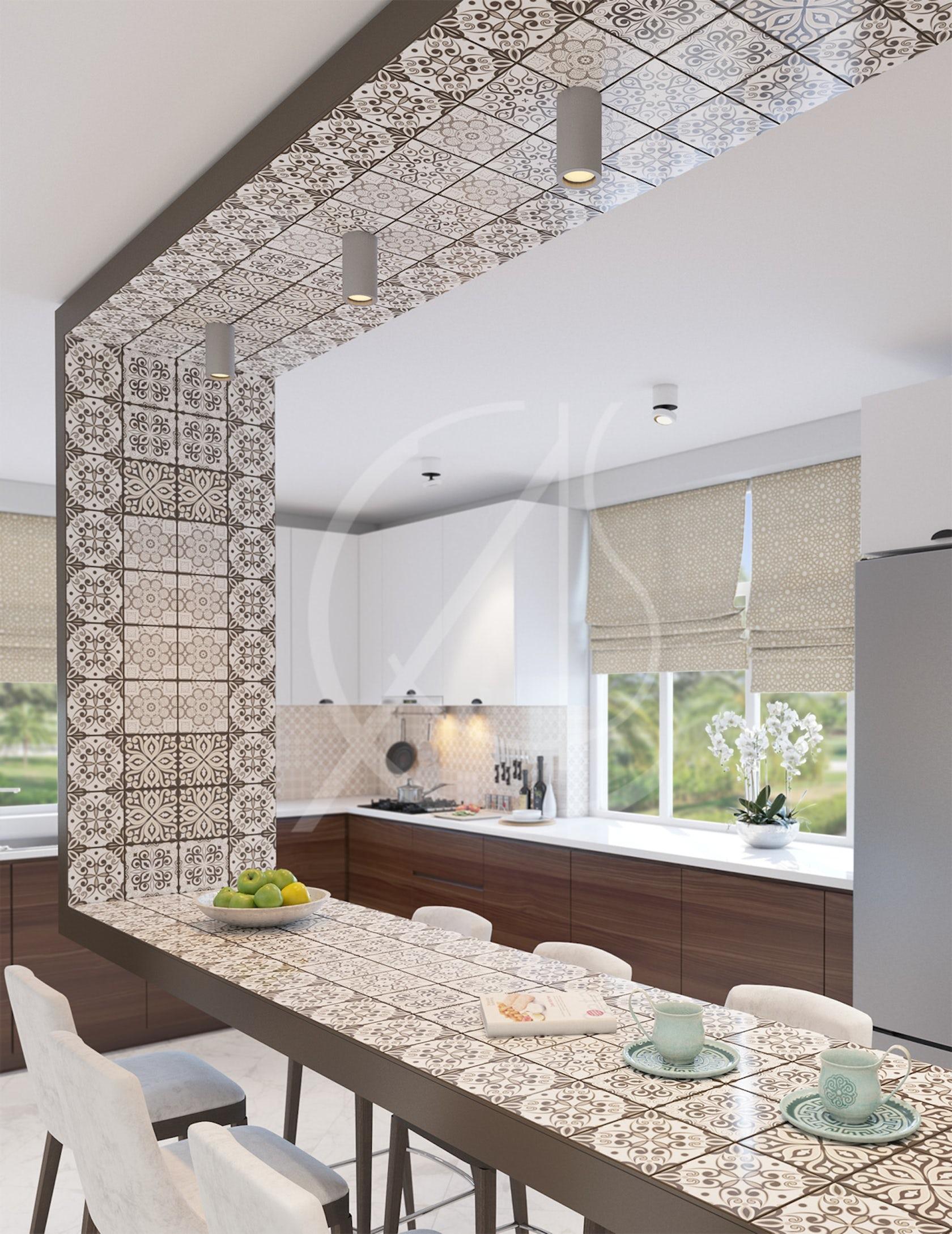Modern Islamic Home Interior Design on Architizer