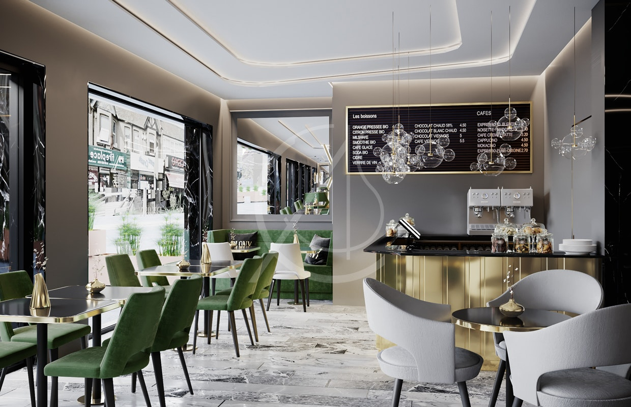 Colony Modern Luxury Fine Dining Restaurant By Comelite Architecture Structure And Interior Design Architizer
