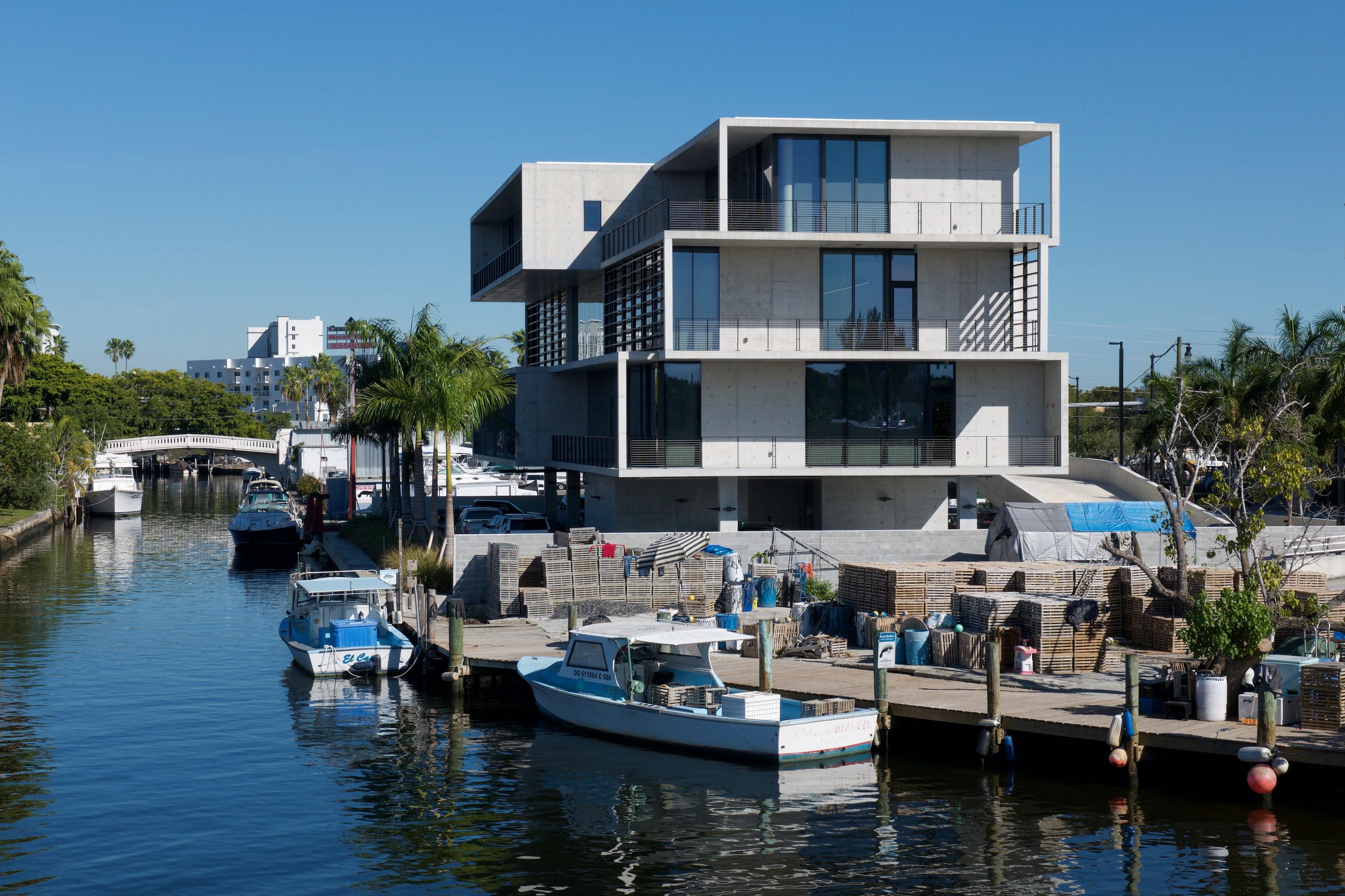 GLF Headquarters // Oppenheim Architecture
