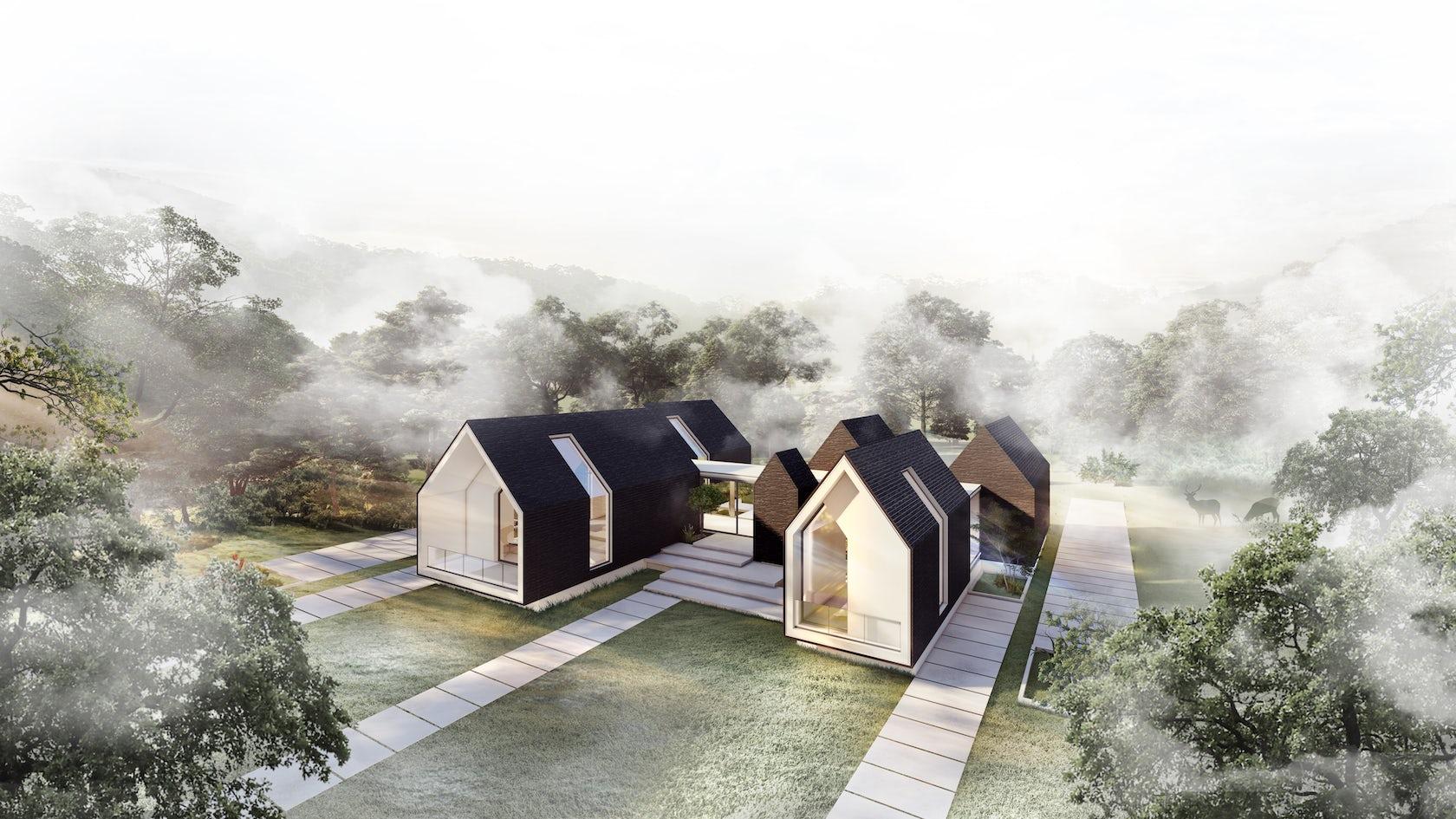 Six- House Villa