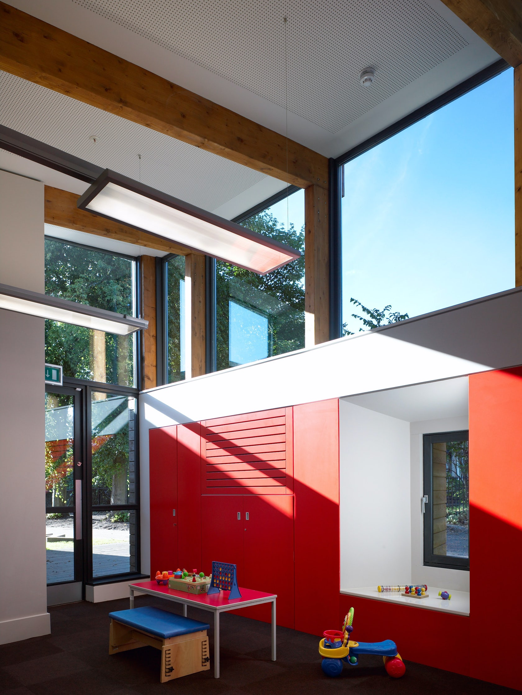 ... Hazelwood School Glasgow by Alan Dunlop Architect