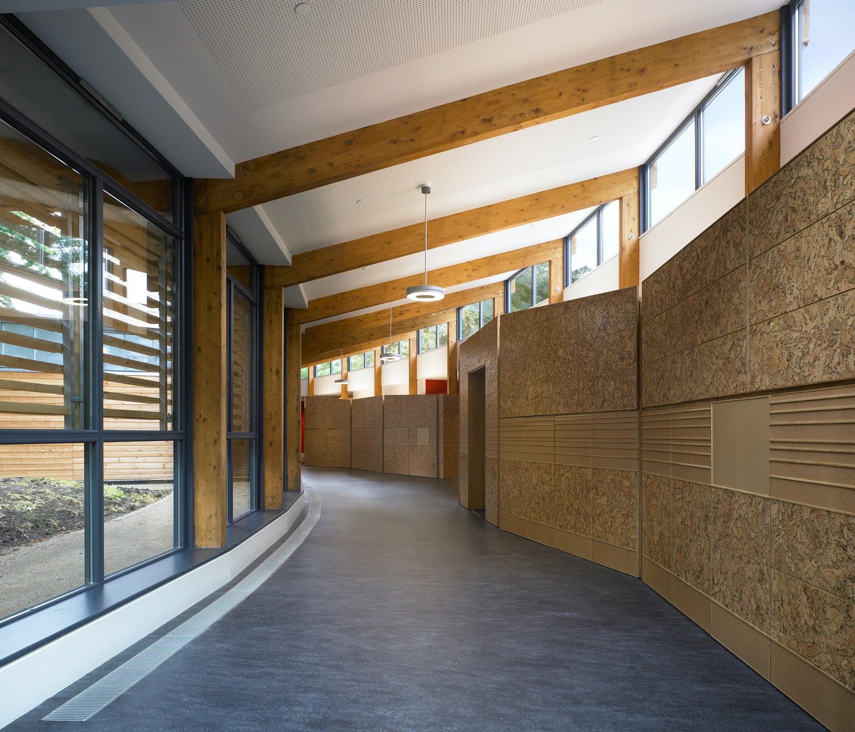Hazelwood school architizer for Interior design agency glasgow