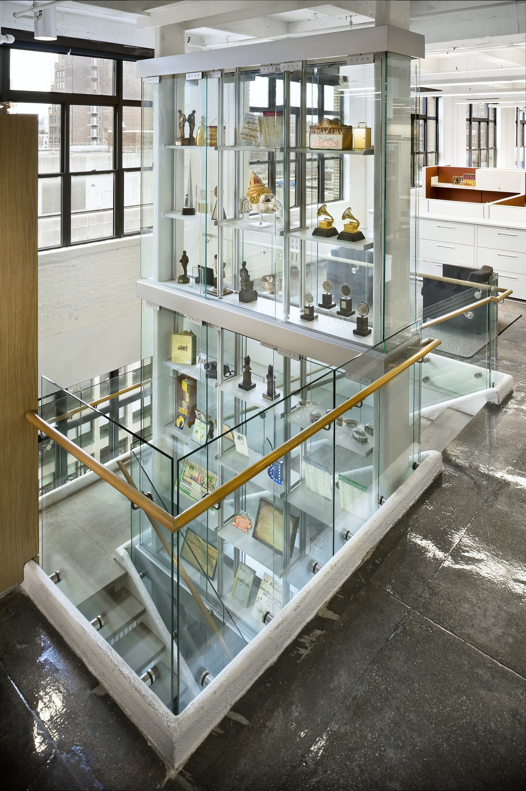 Rogers hammerstein offices architizer for 1633 broadway 28th floor new york ny 10019