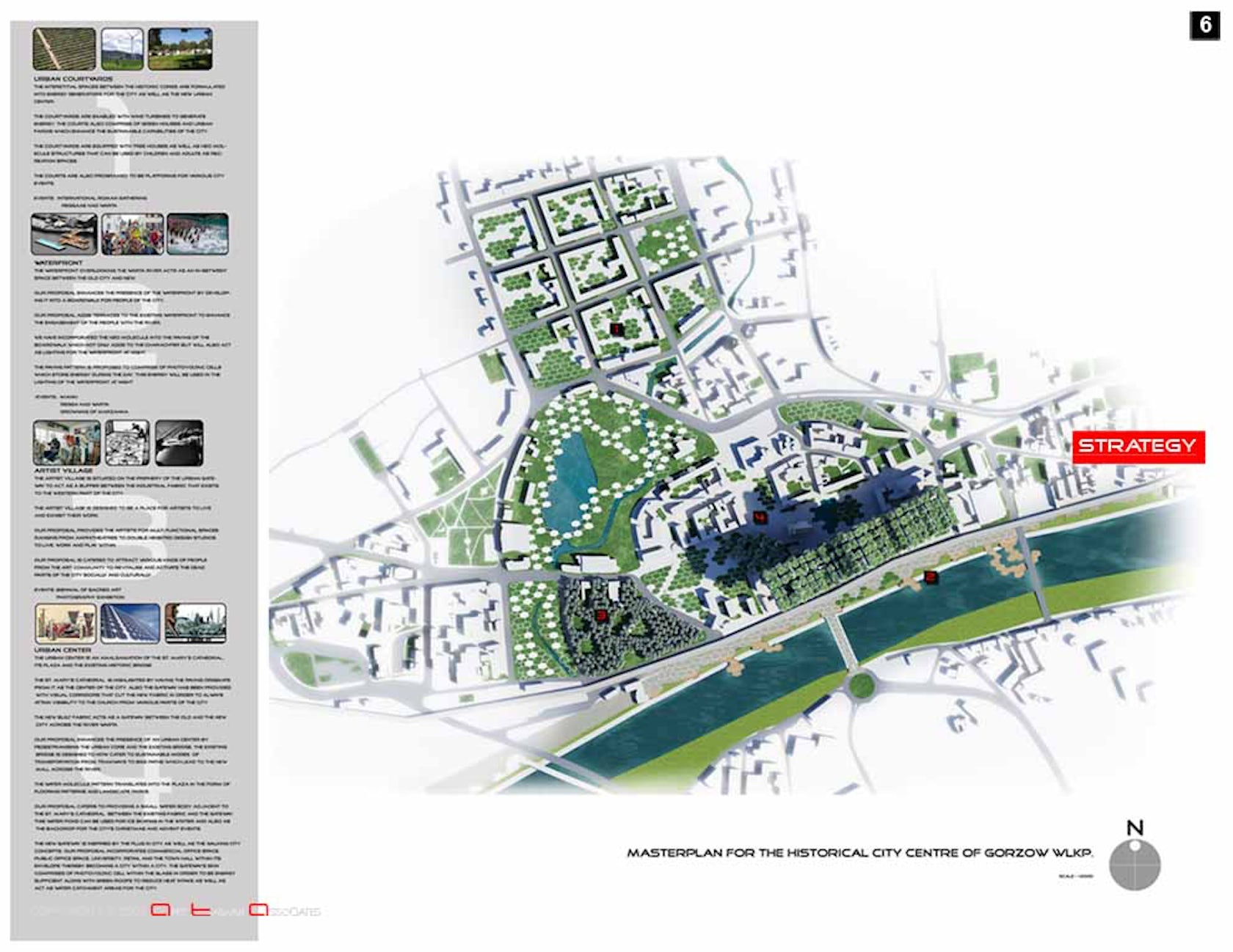 International Urban Planning And Architectural Competition For Land And Urban Development H2o